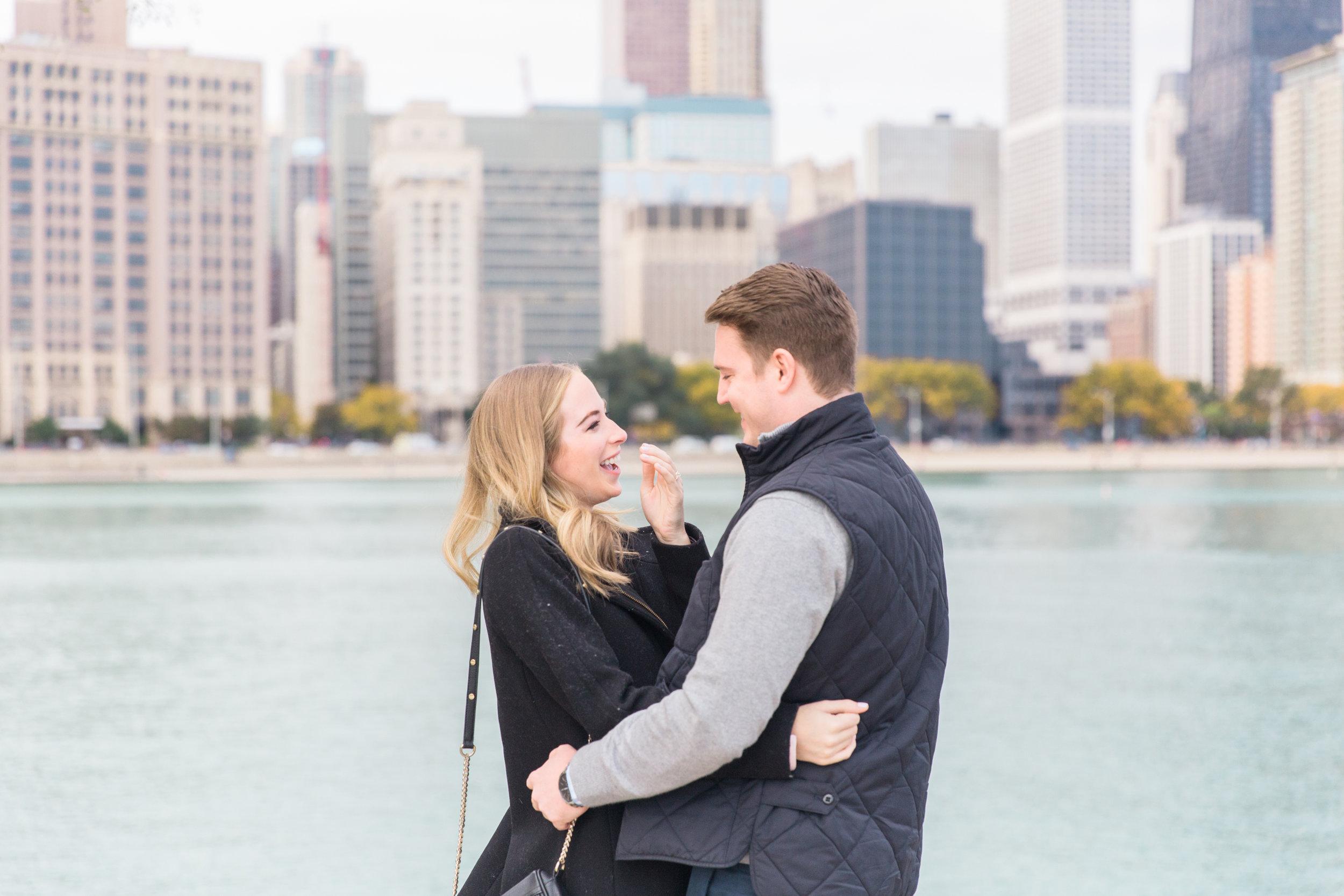 Bonphotage Chicago Proposal Photography