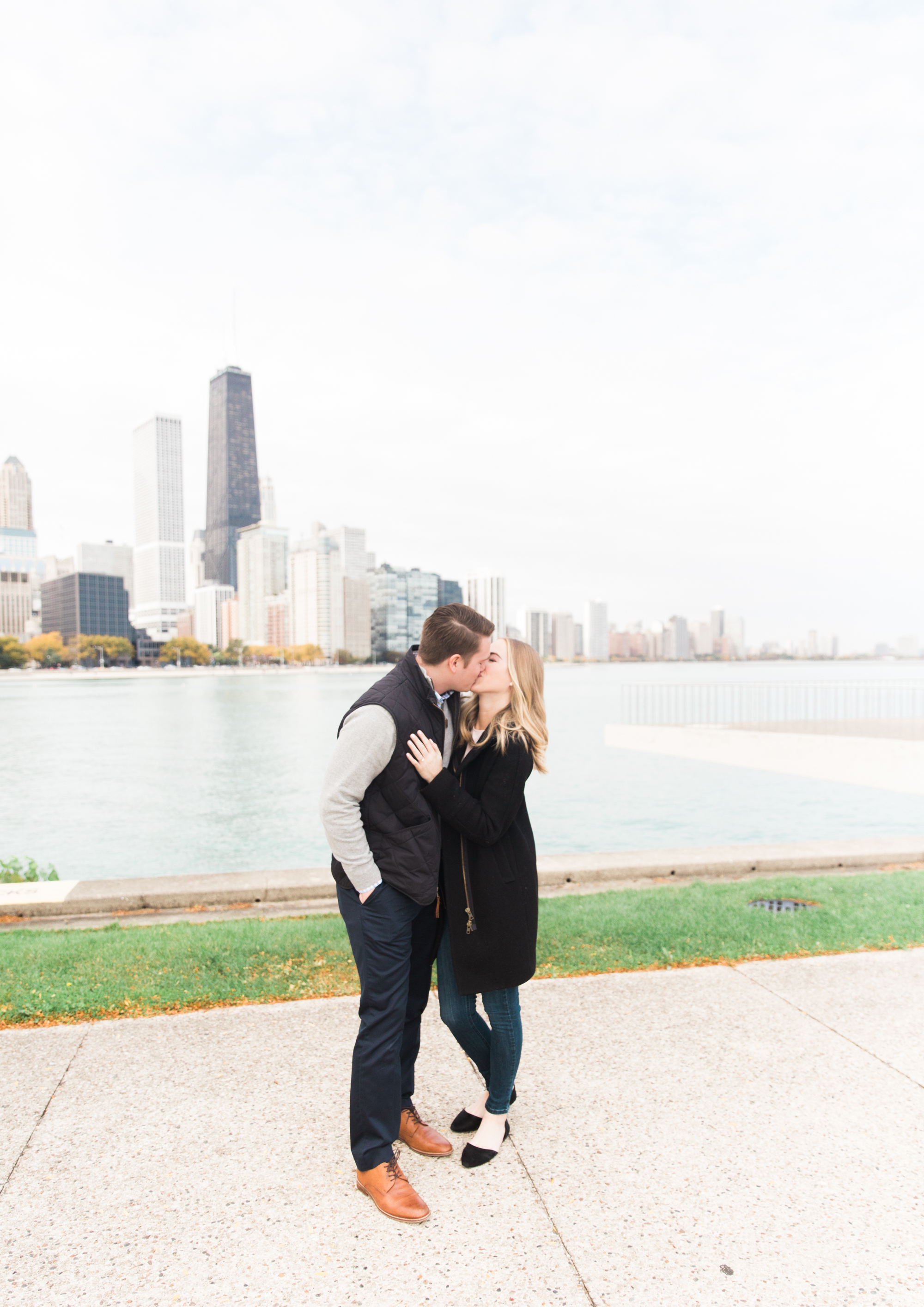 Bonphotage Chicago Surprise Proposal Photography