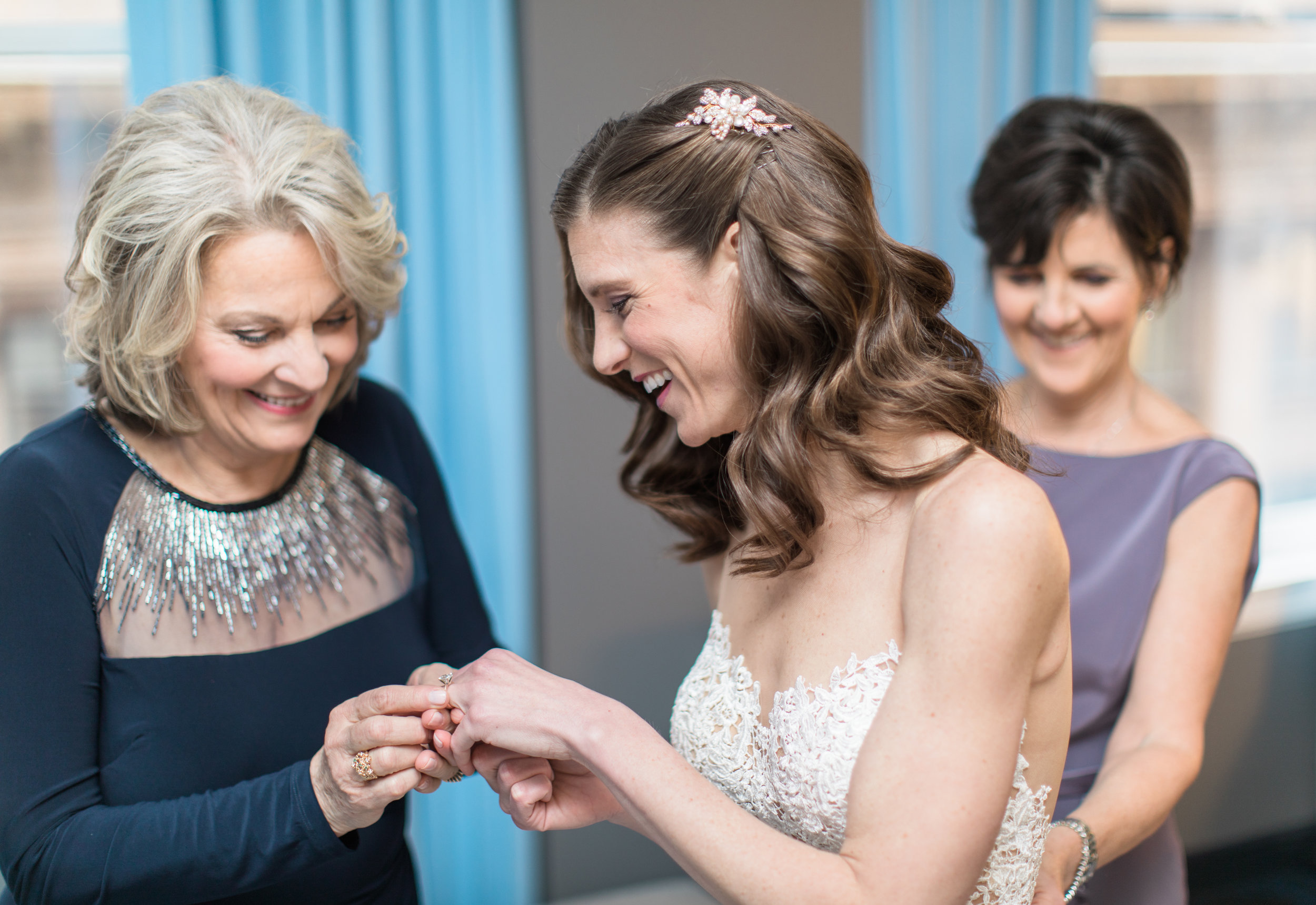 Bonphotage Chicago Wedding Photography - Holy Family Church + Ovation