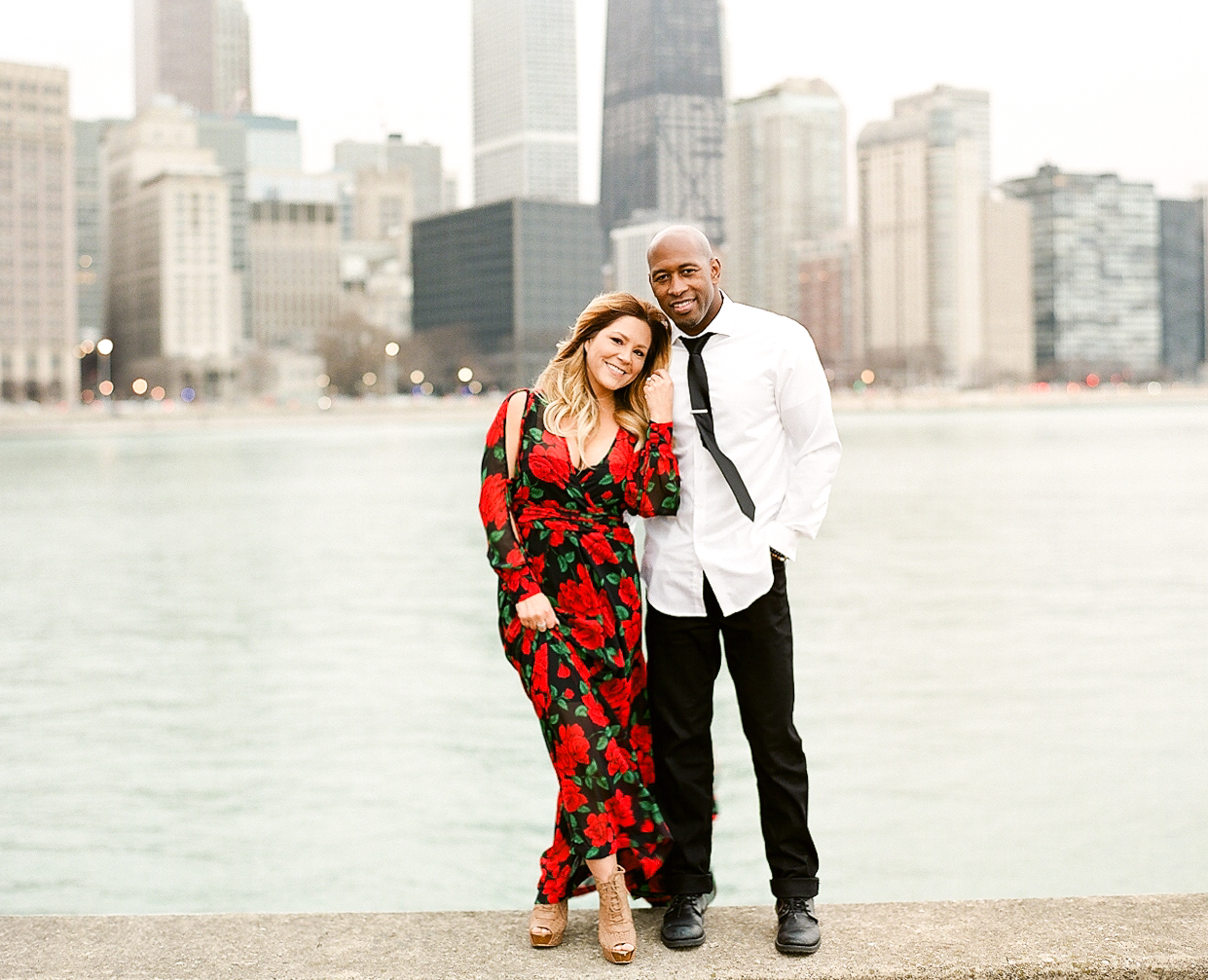 Bonphotage Chicago Film Engagement Photography