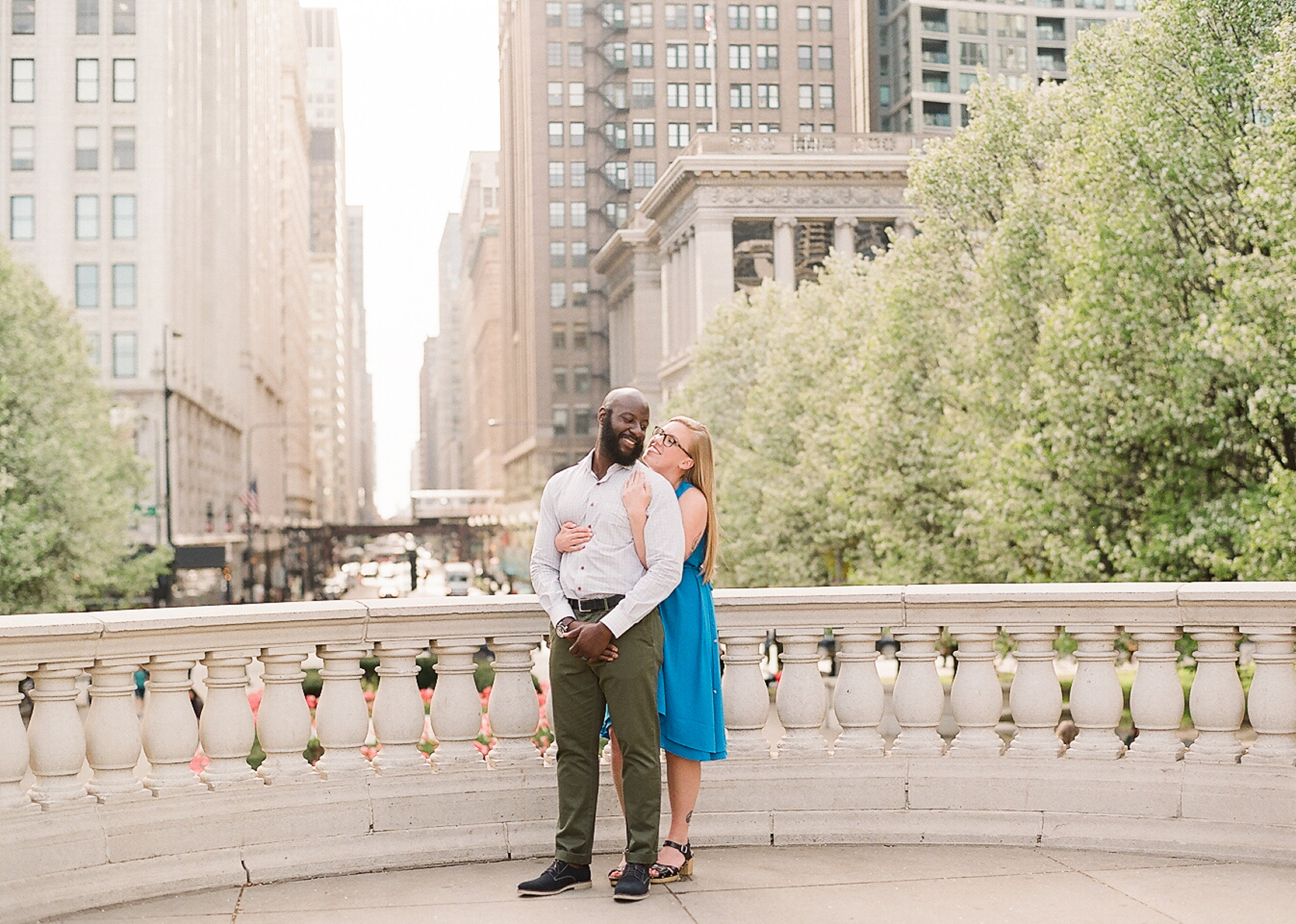 Bonphotage Fine Art Chicago Engagement Photography