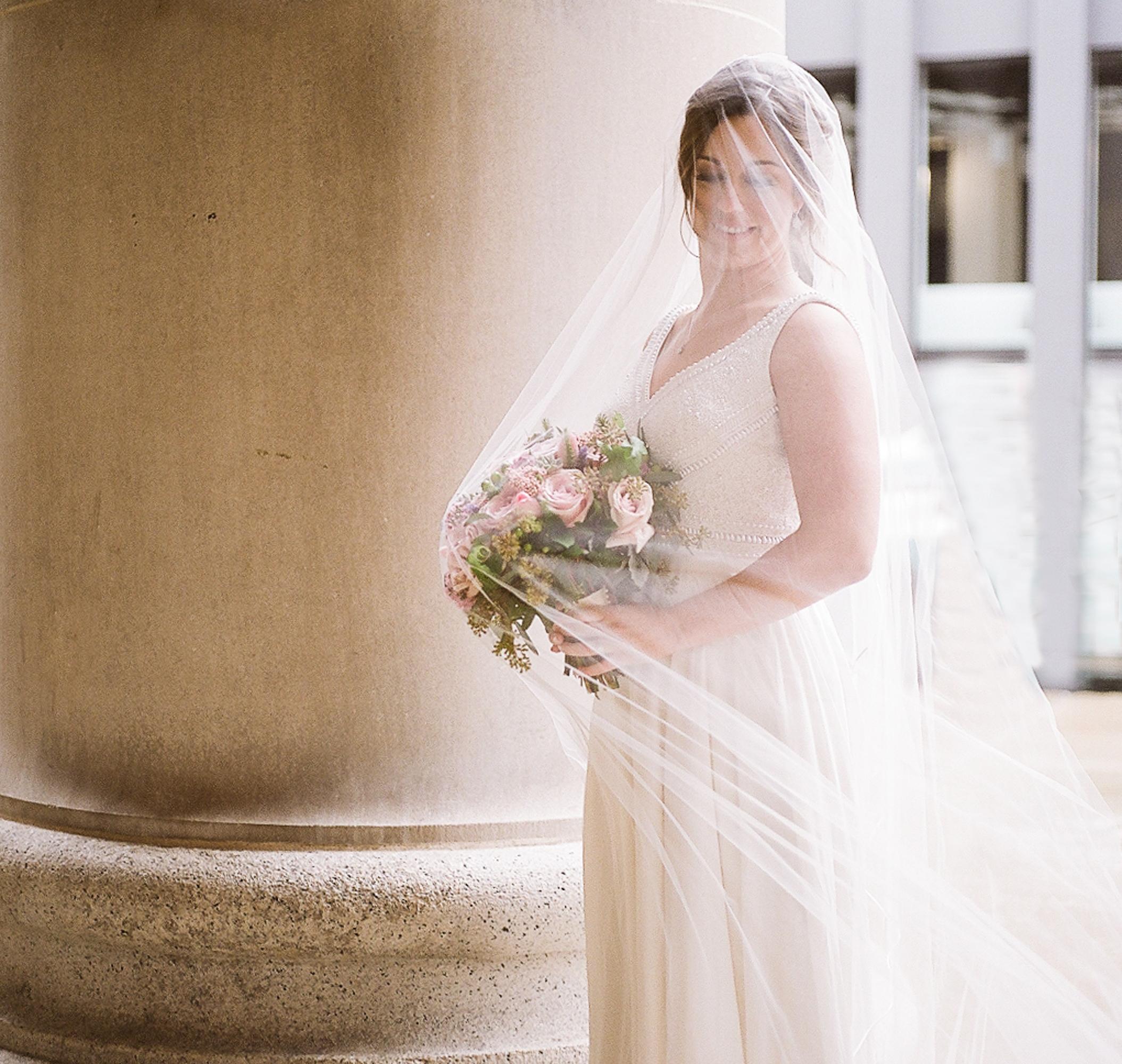 Chicago Fine Art Wedding Photography Cafe Brauer
