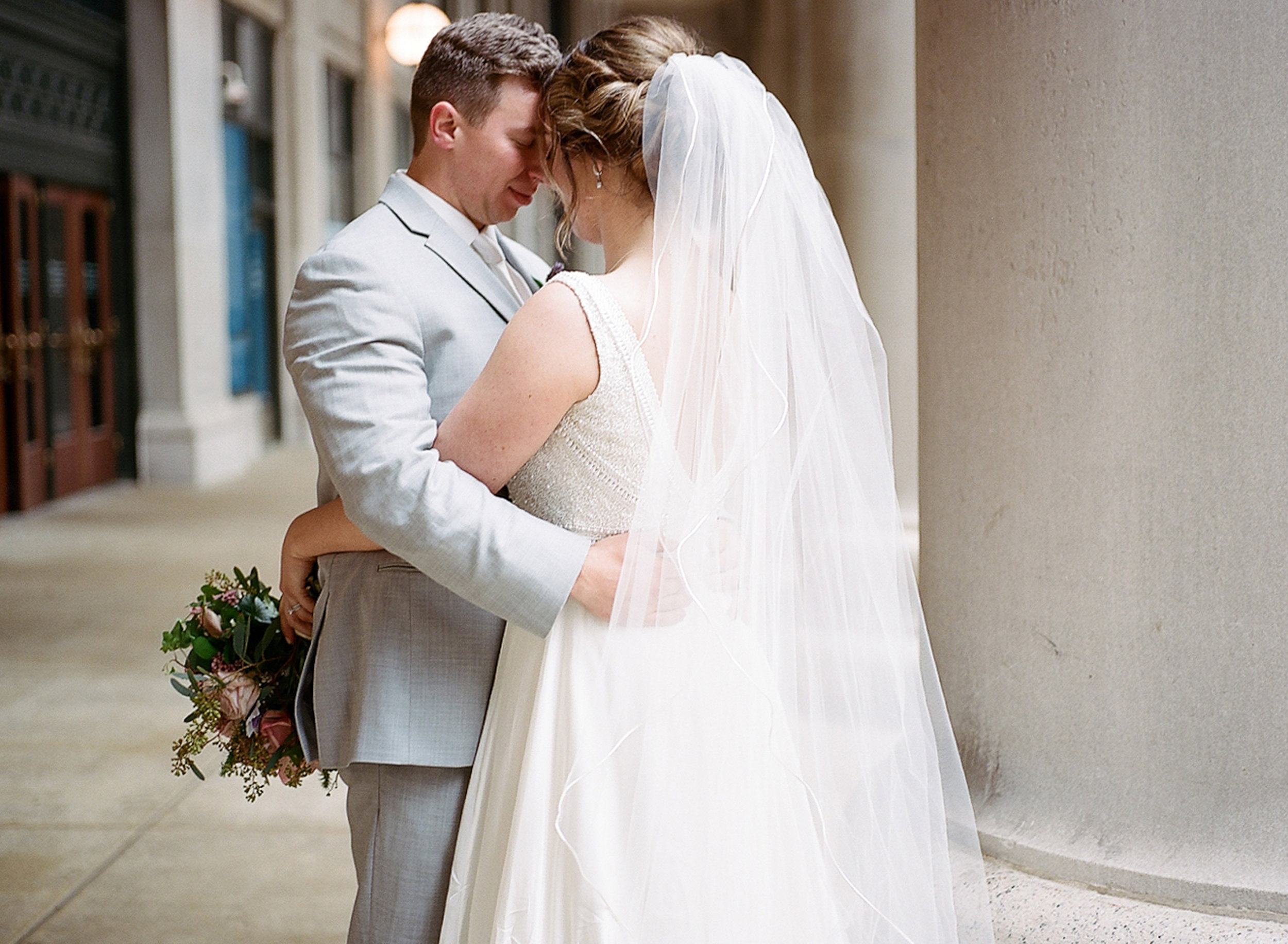 Chicago Fine Art Wedding Photography Cafe Brauer Lincoln Park