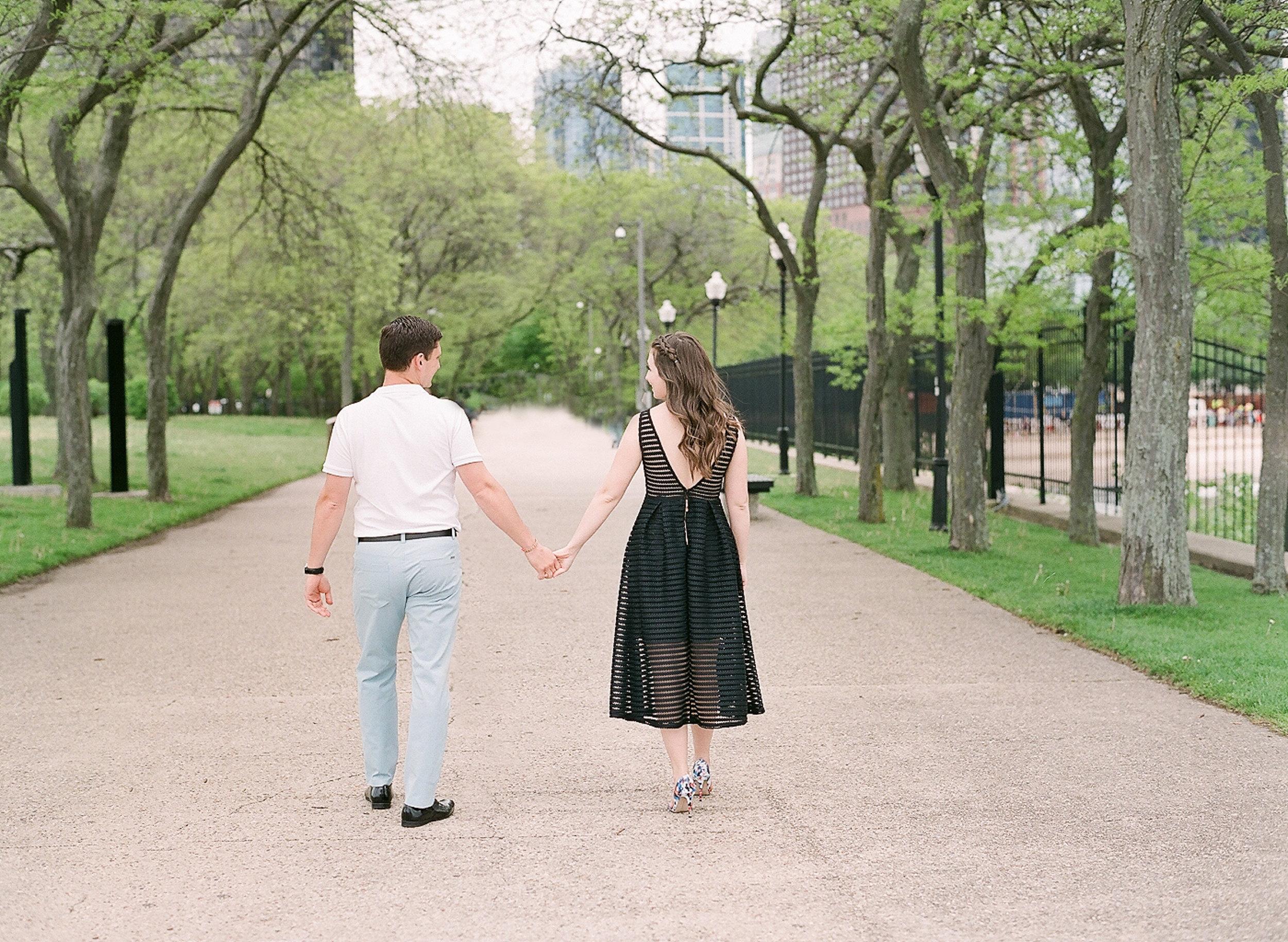 Chicago Fine Art Film Wedding Photography