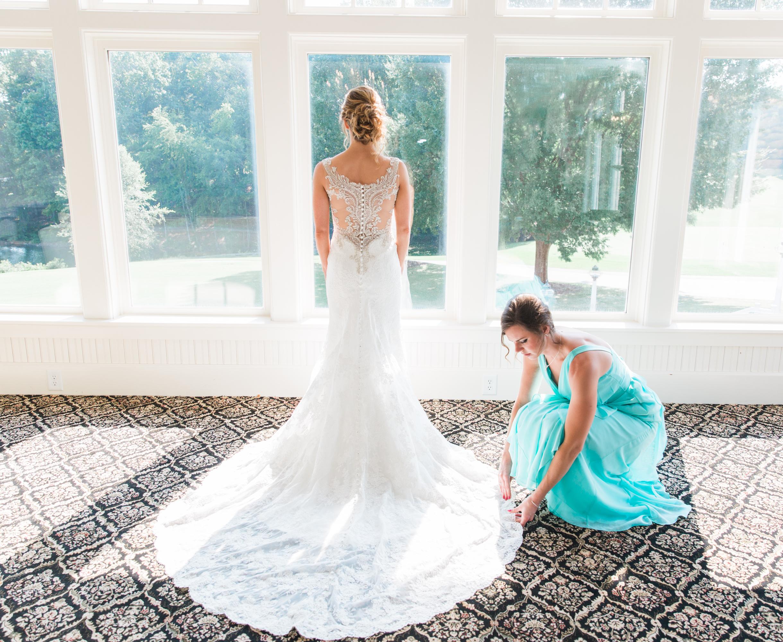 Bonphotage Charlotte Fine Art Wedding Photography - Trump National Golf Course