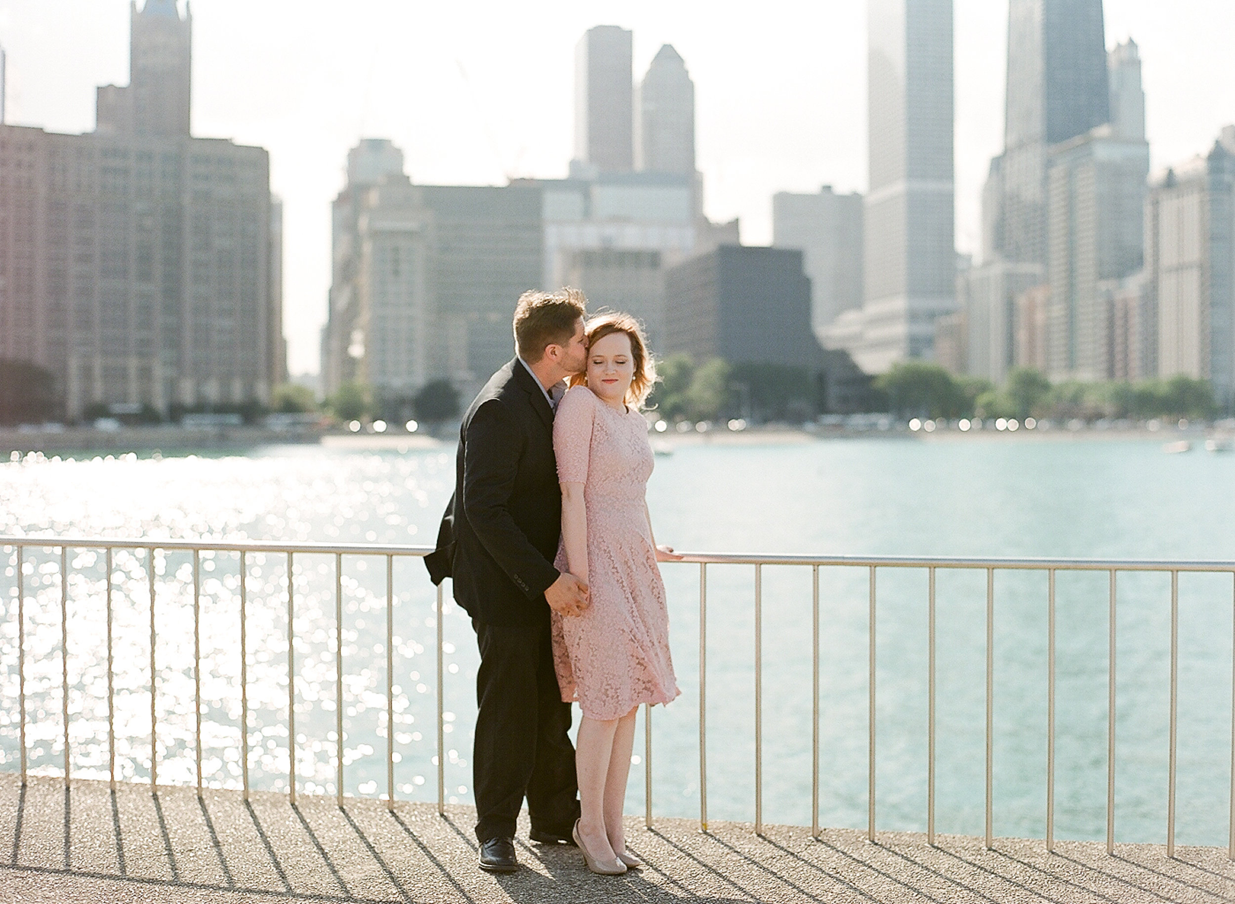 Bonphotage Chicago Fine Art Wedding Photography - Milton Lee Olive Park