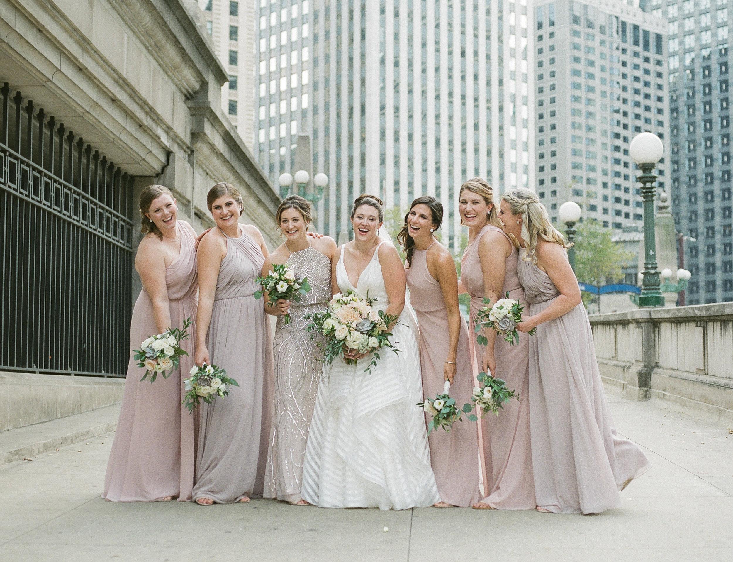 Bonphotage Chicago Fine Art Wedding Photography - London House Hotel