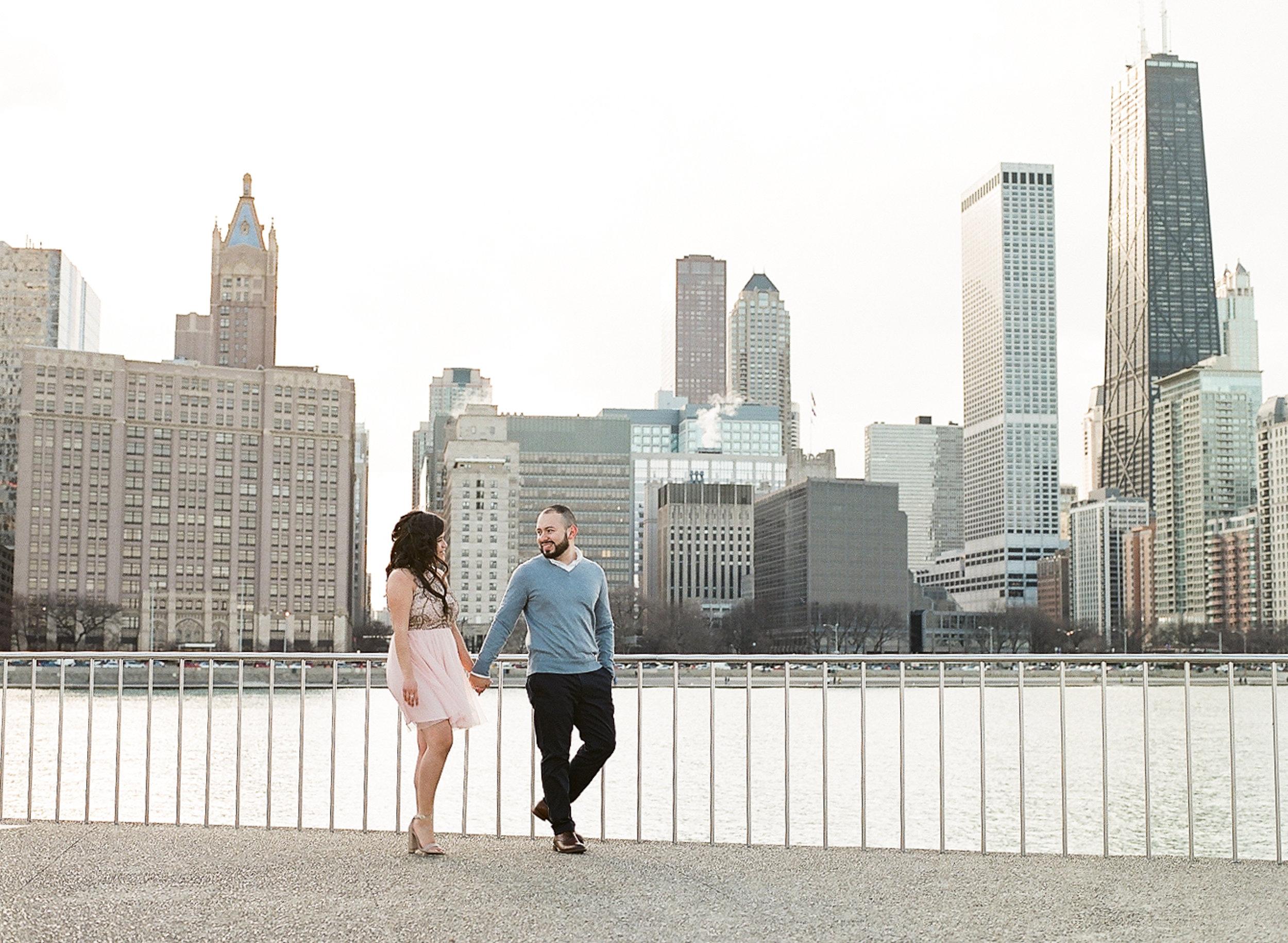 Bonphotage Chicago Fine Art Wedding Photography - Olive Park