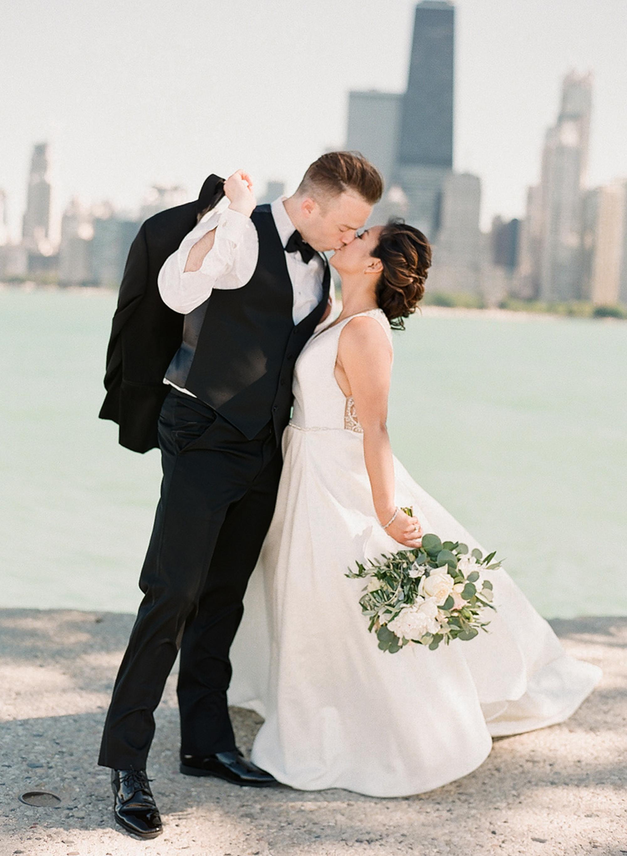Bonphotage Chicago Fine Art Wedding Photography - The Drake Hotel