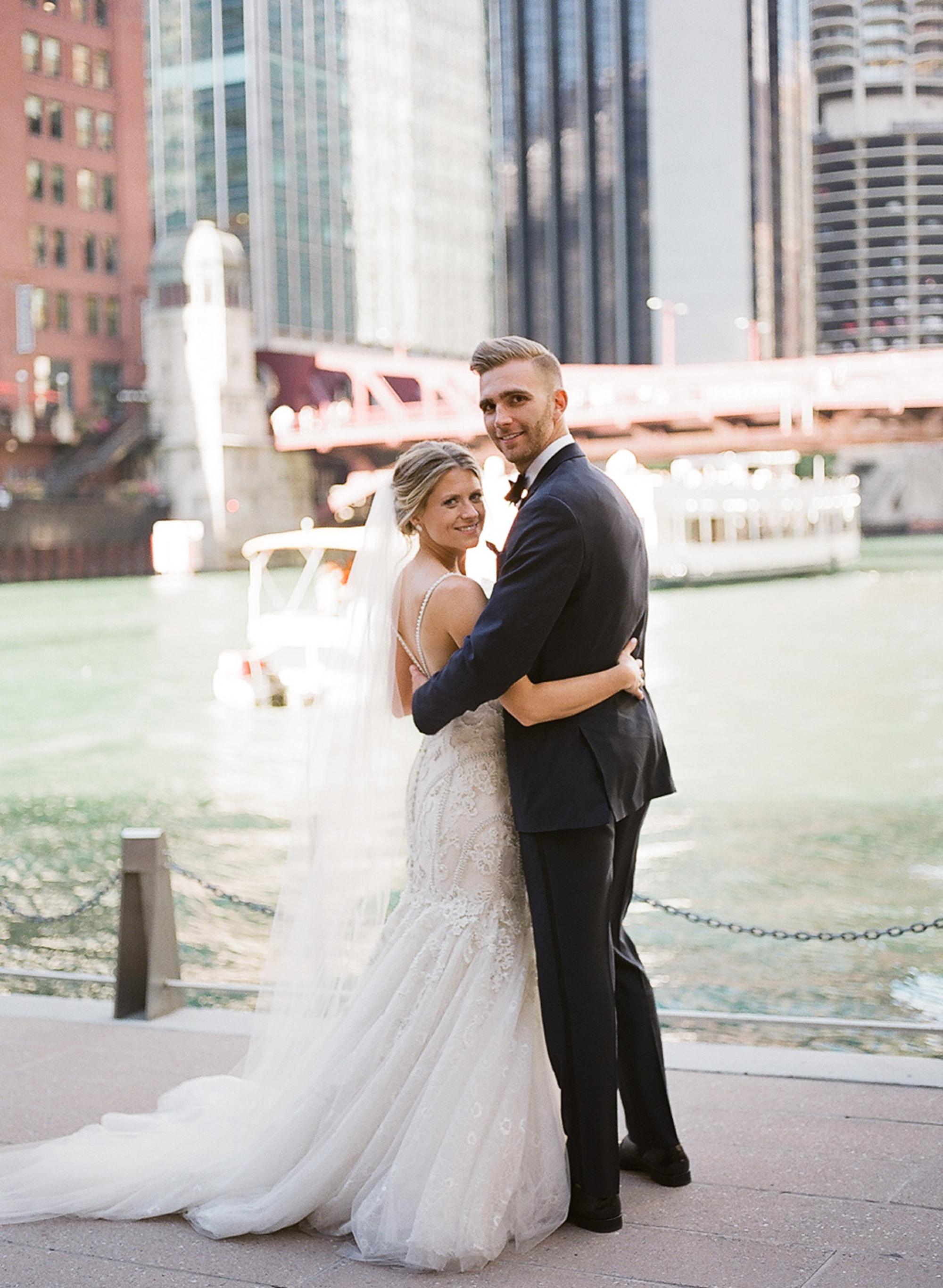 Bonphotage Chicago Wedding Photography - River Roast
