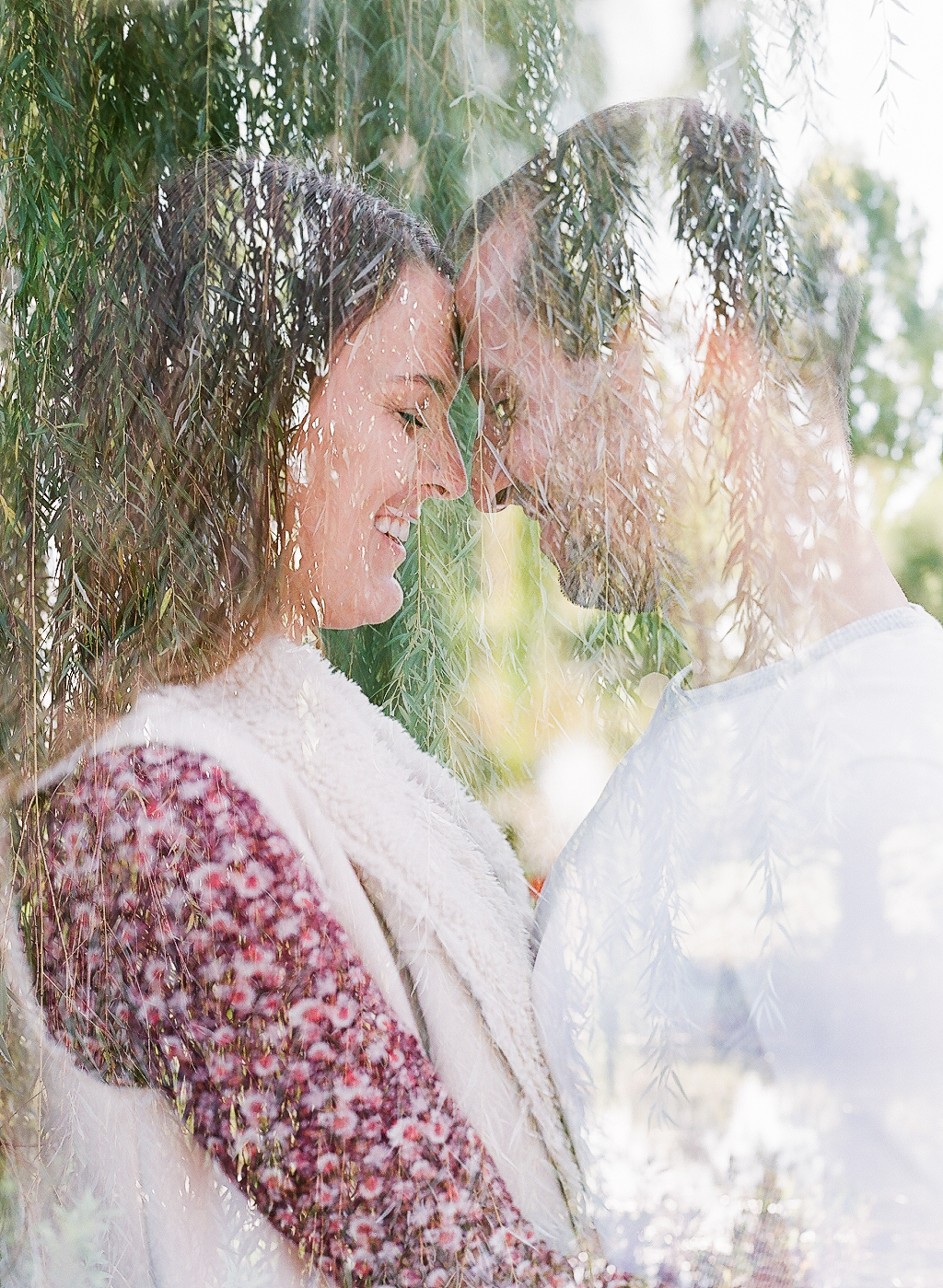 Bonphotage Fine Art Engagement Photography Chicago Botanic