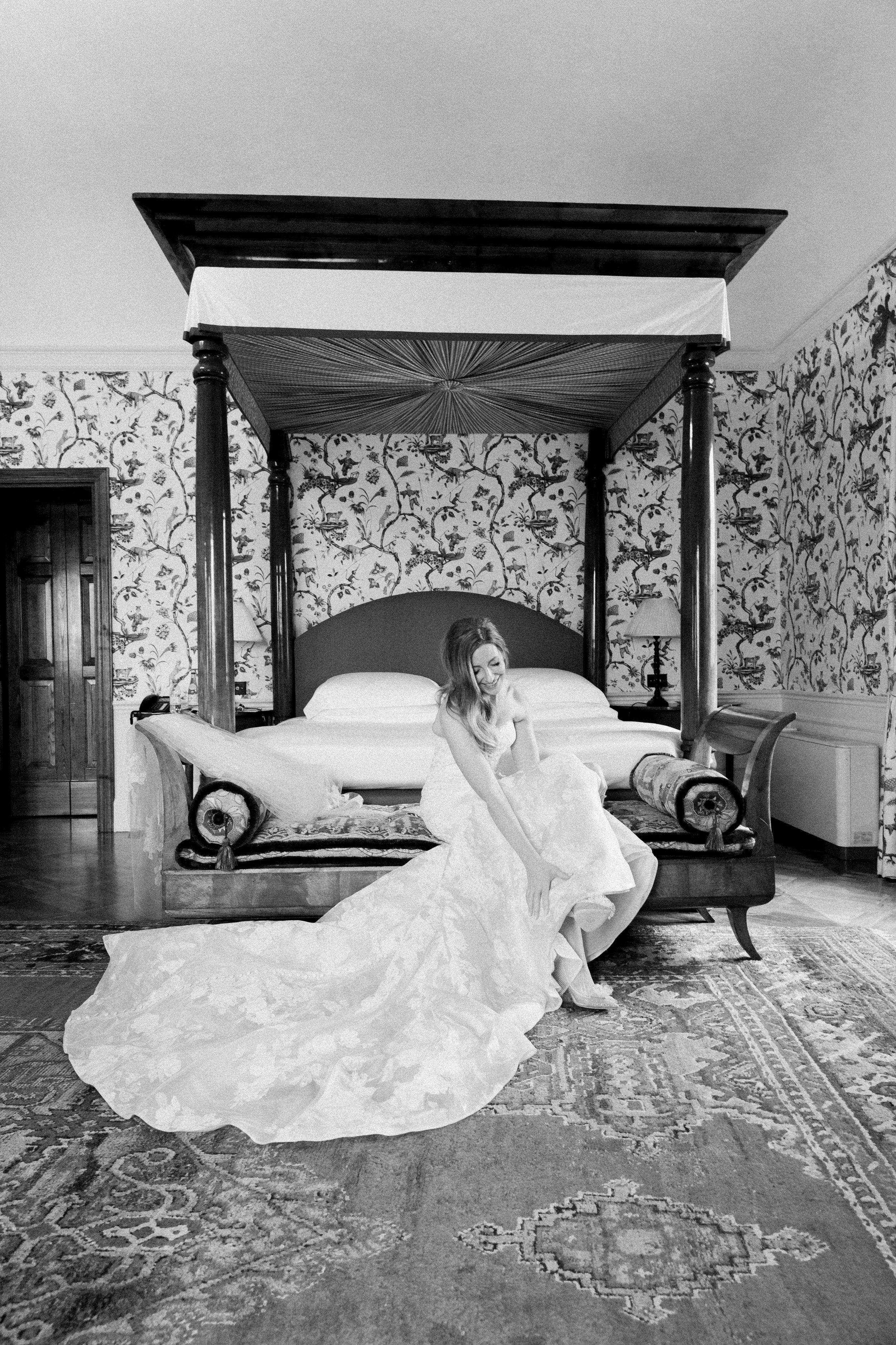 Bonphotage Chicago and Destination Fine Art Wedding Photography - Tuscany, Italy - Il Borro