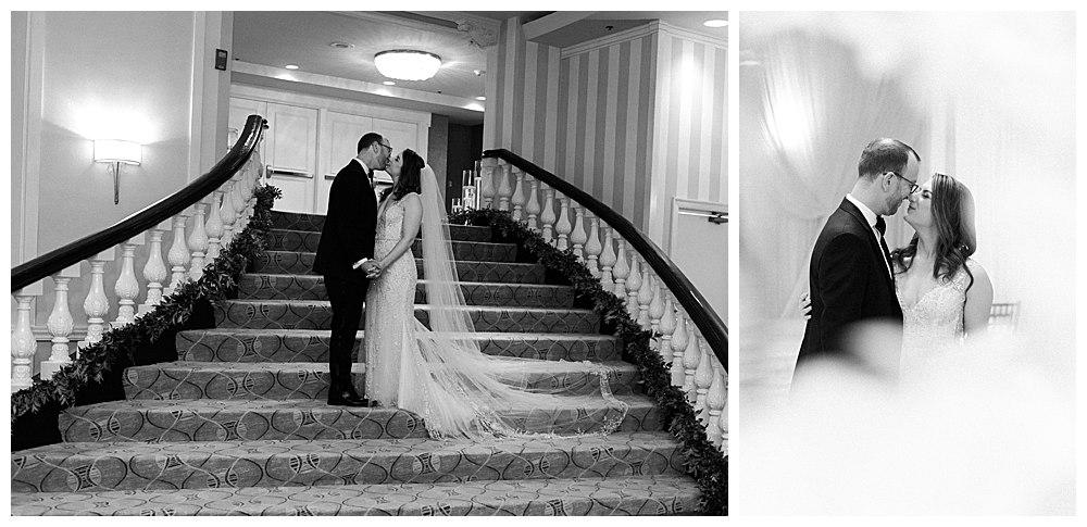 Bonphotage Chicago Fine Art Wedding Photography - Hilton Orrington/Evanston