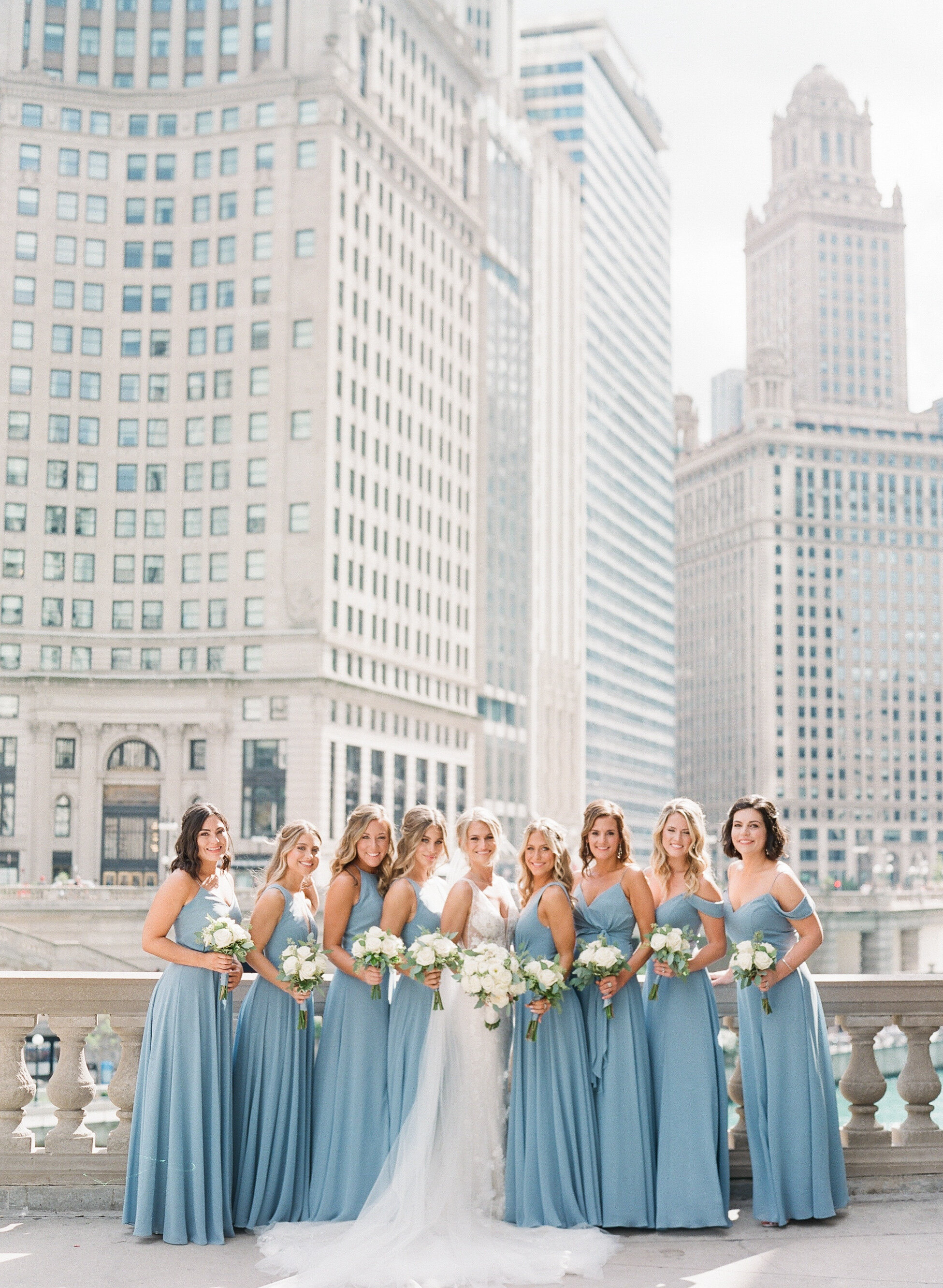 Bonphotage Chicago Fine Art Film Wedding Photography