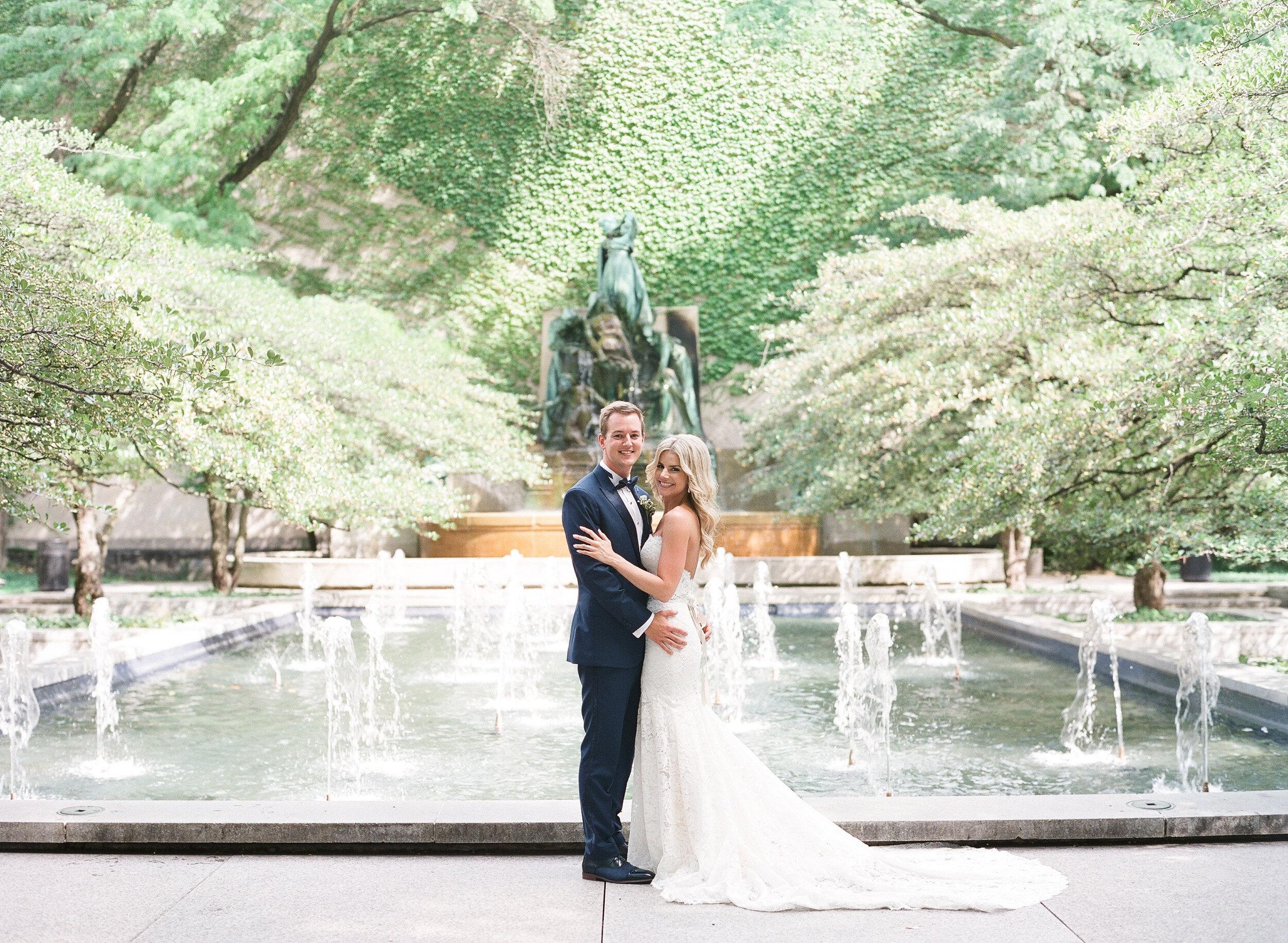 Bonphotage Chicago Fine Art Film Wedding Photography