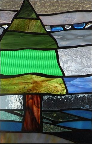Stained Glass Collection.Winter Sol-3.8-Lookout
