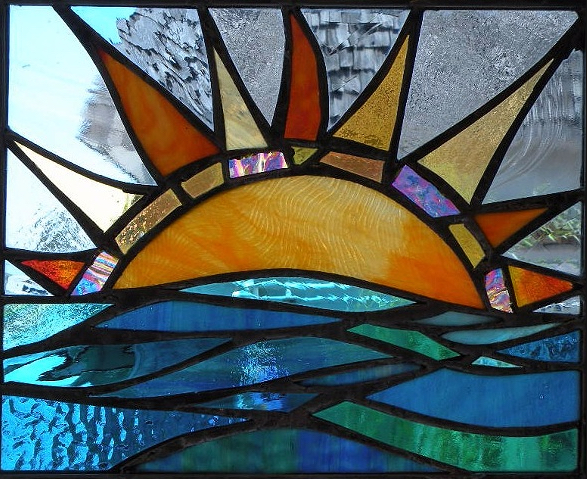 Stained Glass Collection.Primavera-3.22-Rising