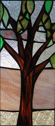 """Primavera Stained Glass Collection. April 16th, """"Bud""""."""