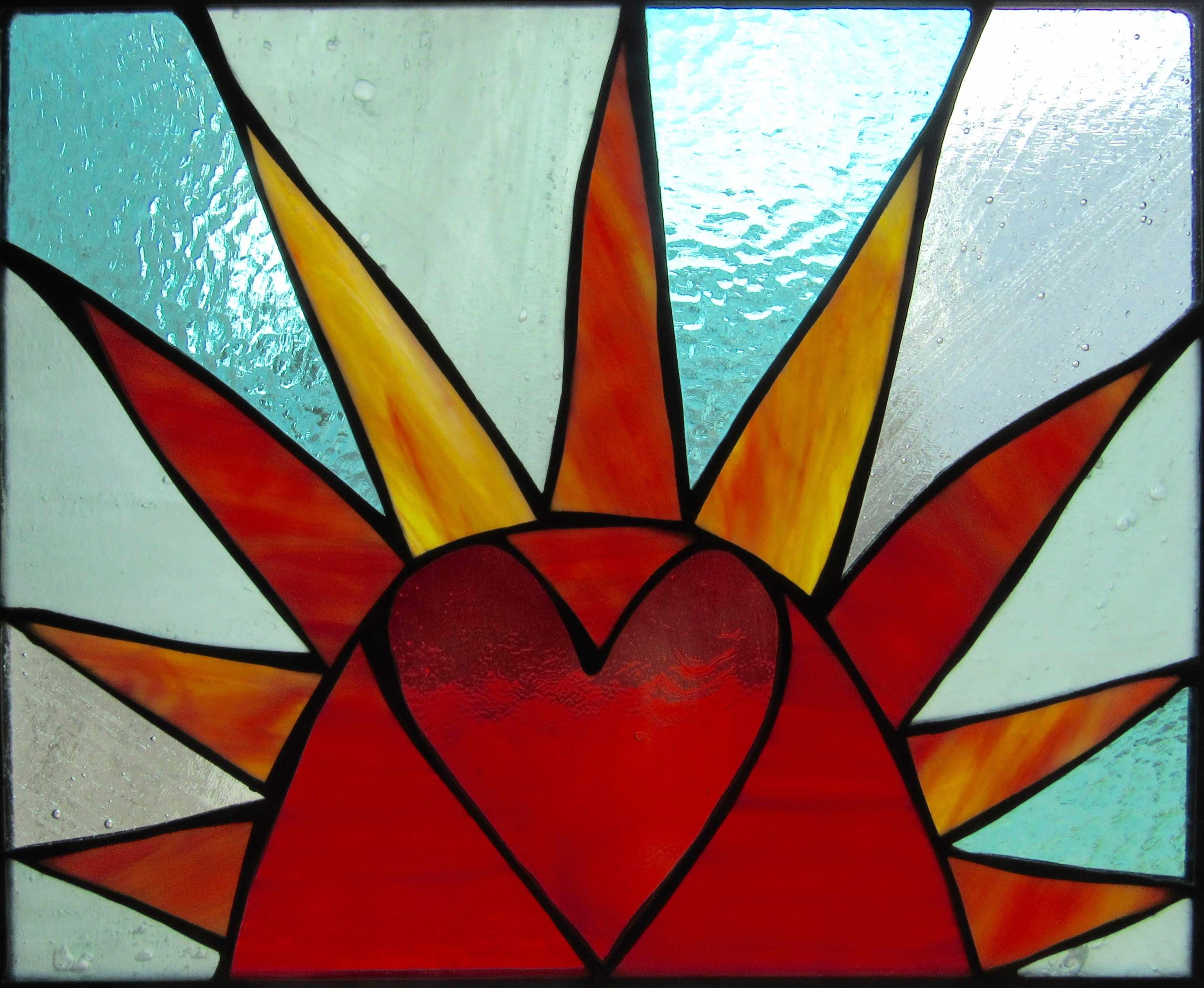 Stained Glass Collection. Origin-5.4 - Milagro