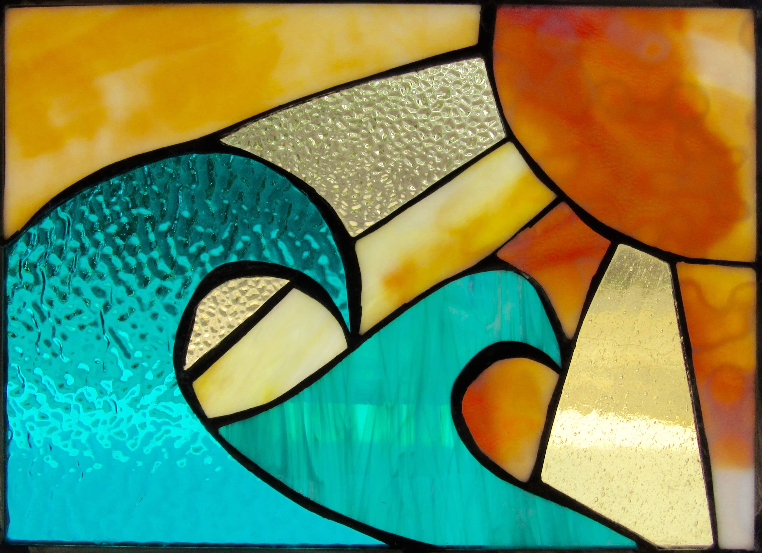 Stained Glass Collection. Origin-5.8 - Together In Color