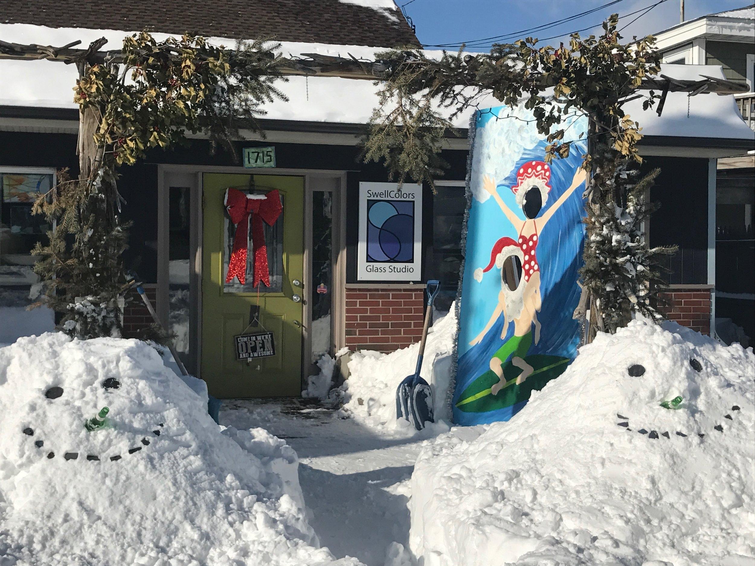 SwellColors Glass Studio.Surf City.First Snow 2018.jpeg