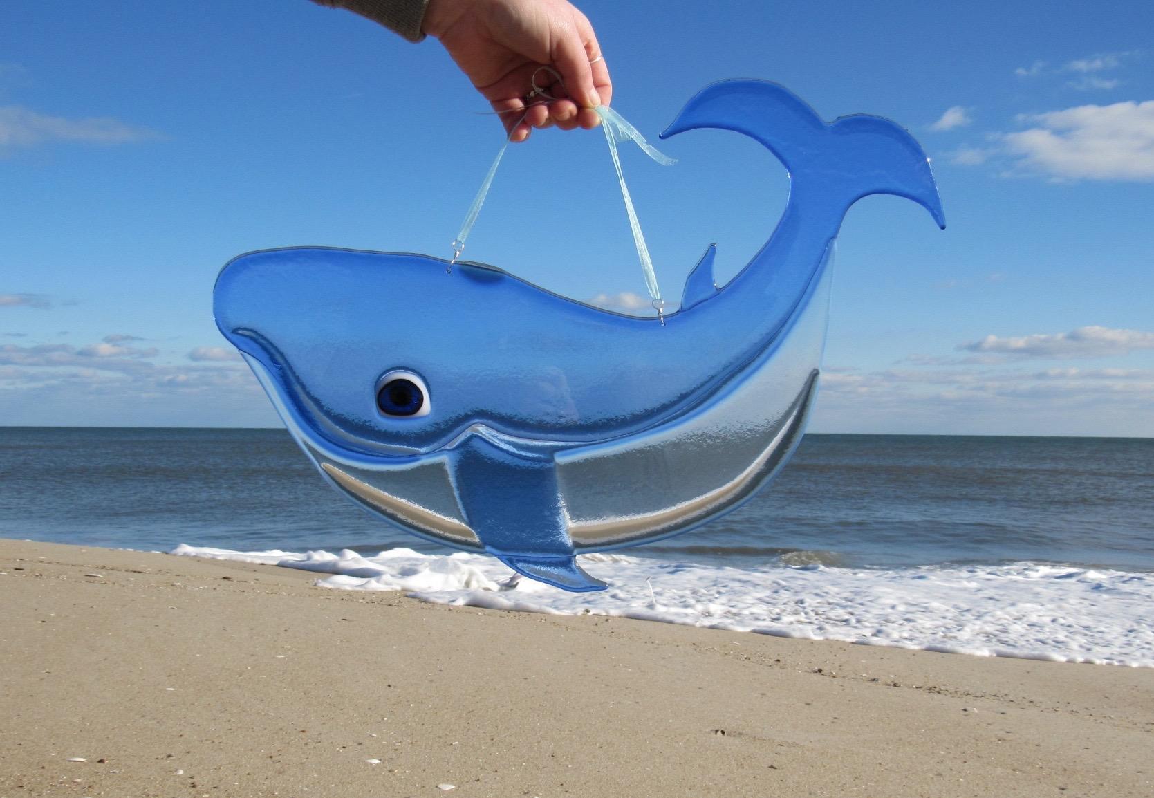 Custom Fused Glass Whale.jpg