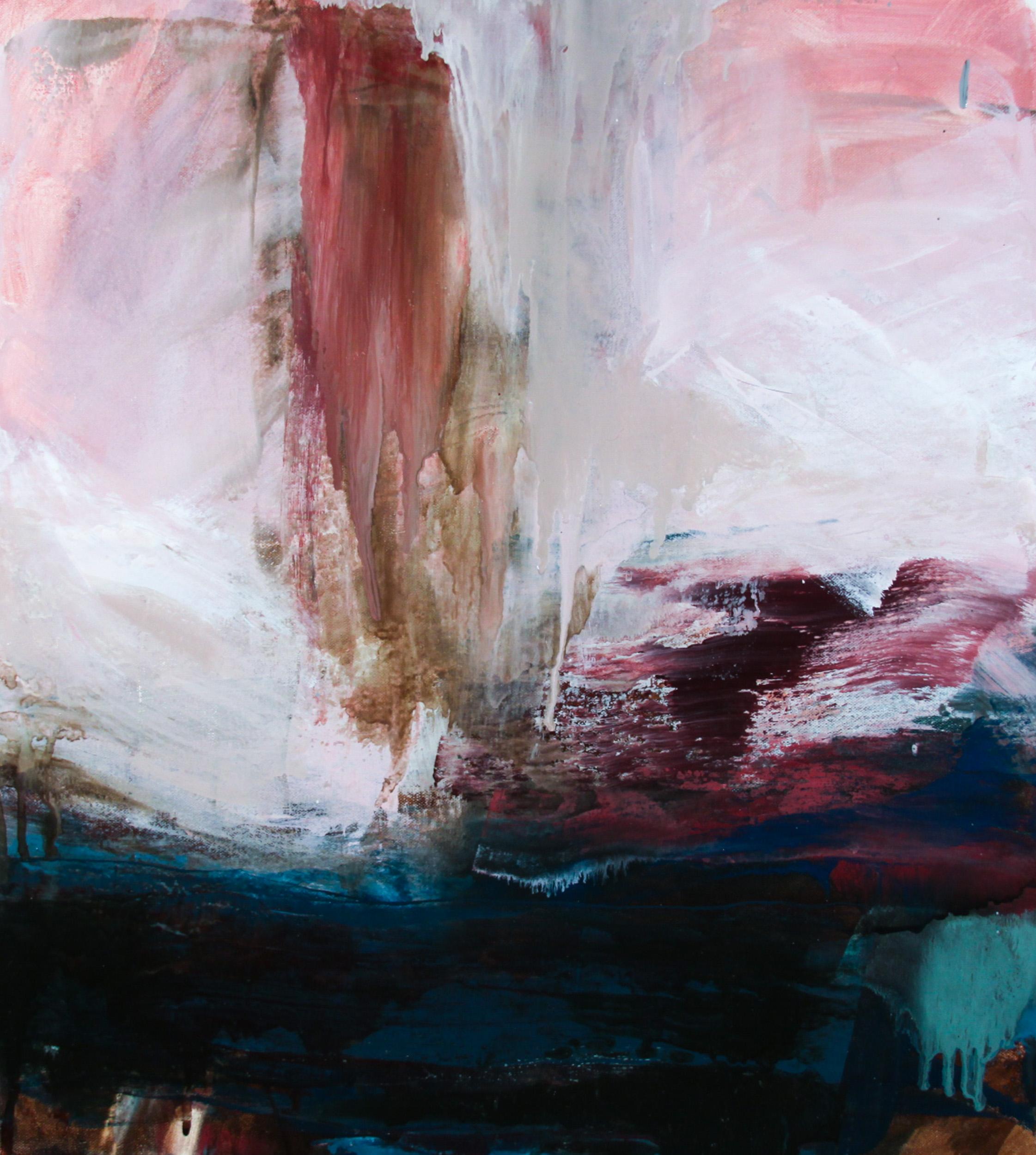 Dawn - 2019, oil on canvas, 20 x 18 in