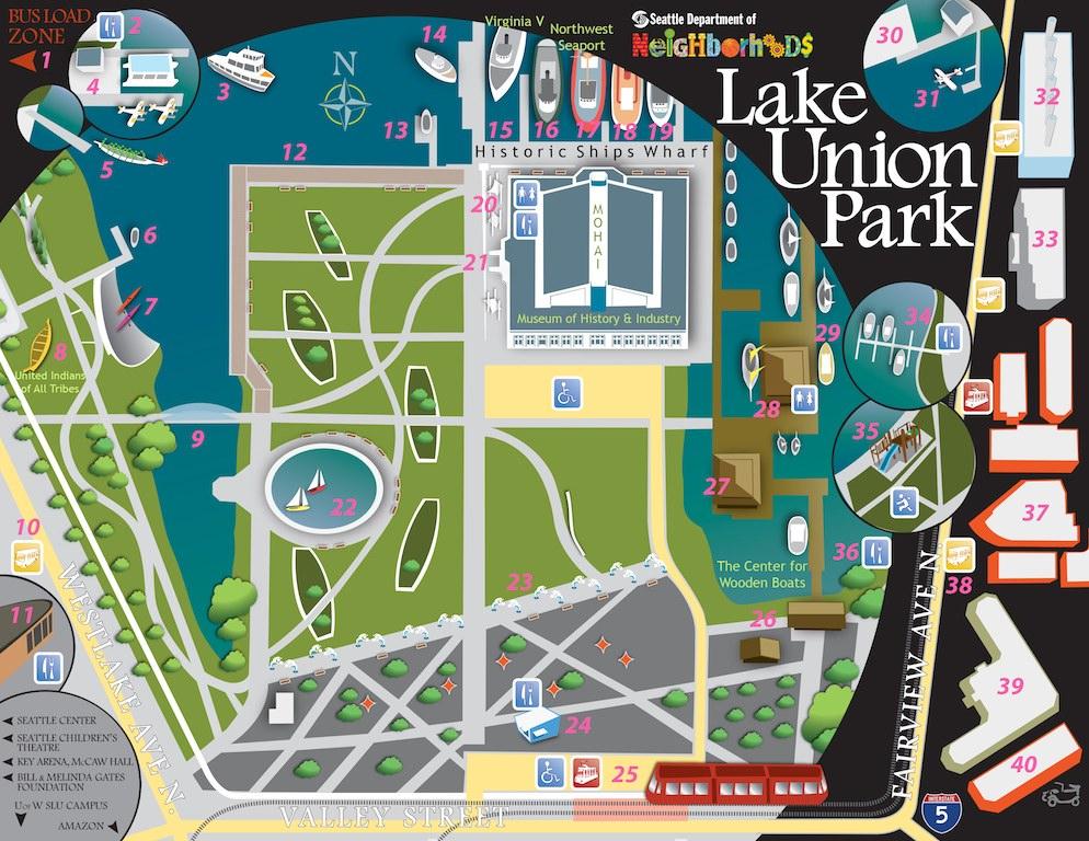 SLU Map