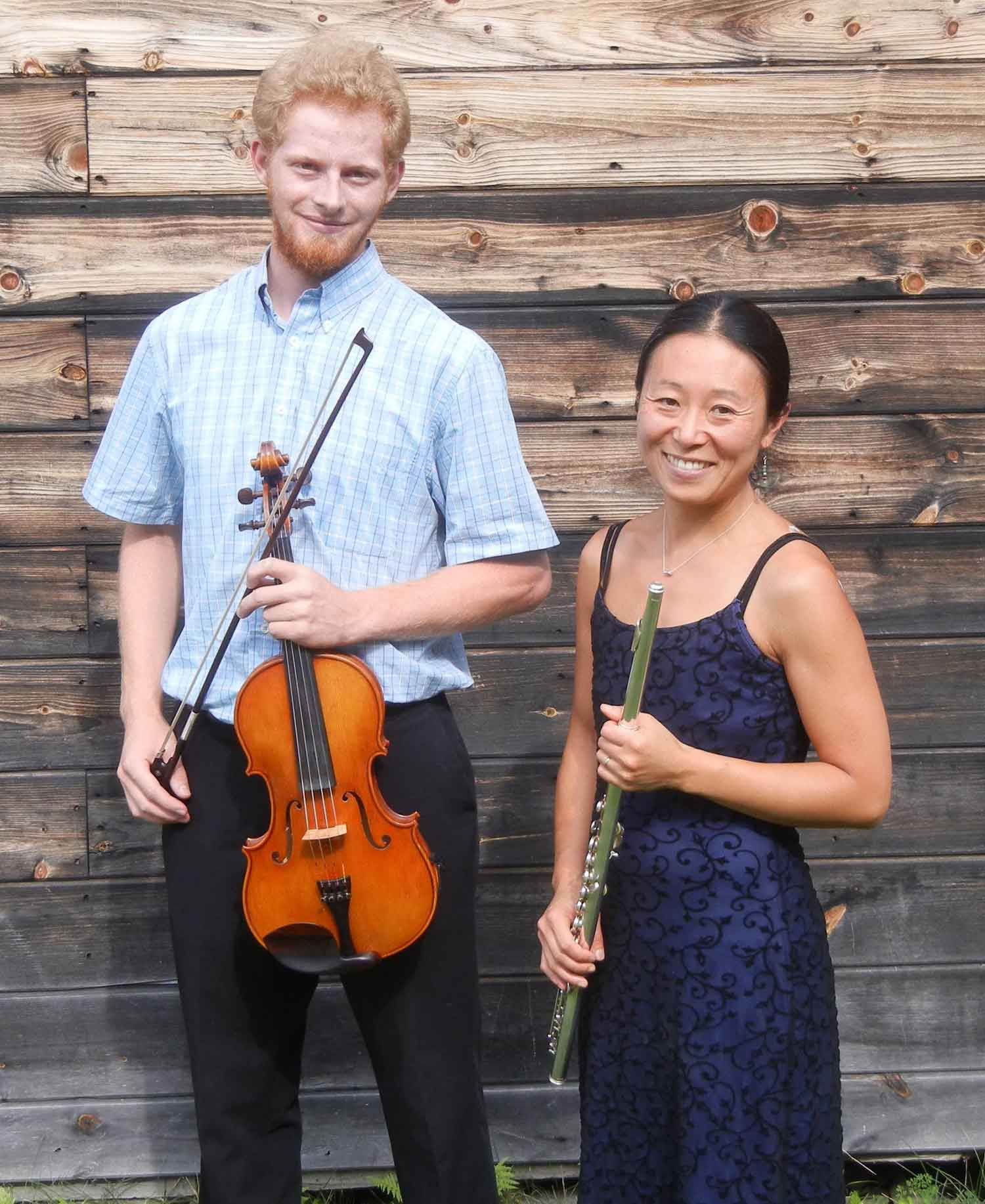 The Windfern Ensemble - will play both classical and popular selections for the afternoon get-together.