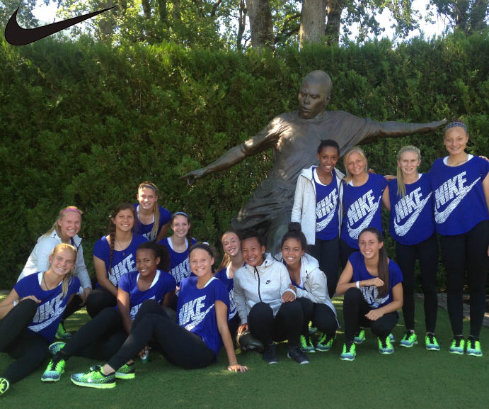 2015 id2 Girls National Selection Team at the Nike Training Camp—Powered by ECNL | PHOTO BY: US Club Soccer
