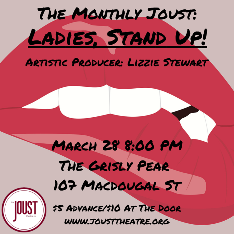 Ladies, Stand Up!