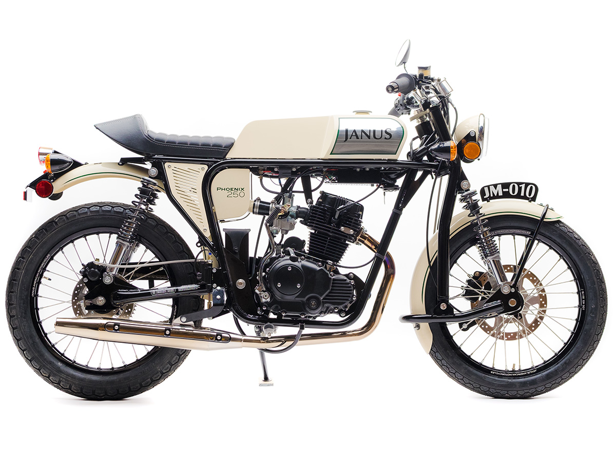 Phoenix — Janus Motorcycles