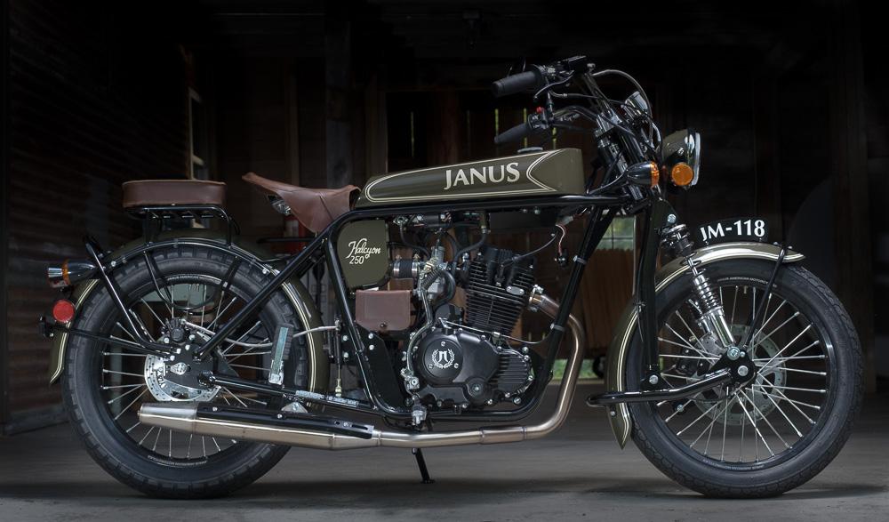 Bulletproof: The Heritage of the Janus 250 Engine — Janus