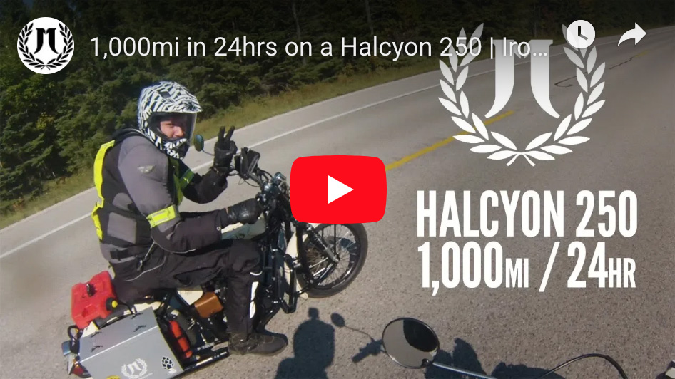 1000 miles in under 24 hours
