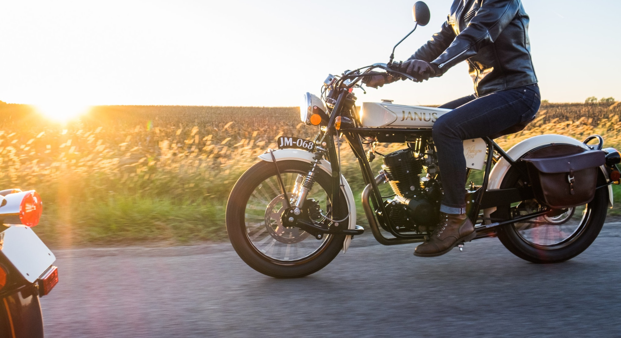 Discover the Simple Joy of Motorcycling