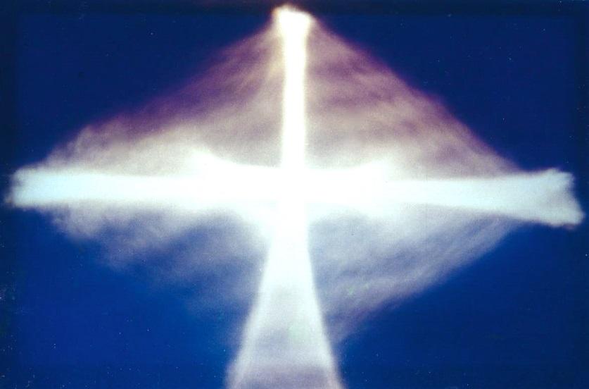 CHRIST LIGHT encompassing the World
