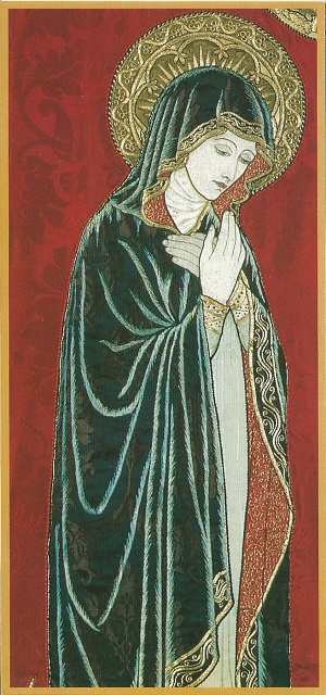 The Madonna - JPEG St Mary from Great Processional Banner 1914-16 Mu - Copy.jpg