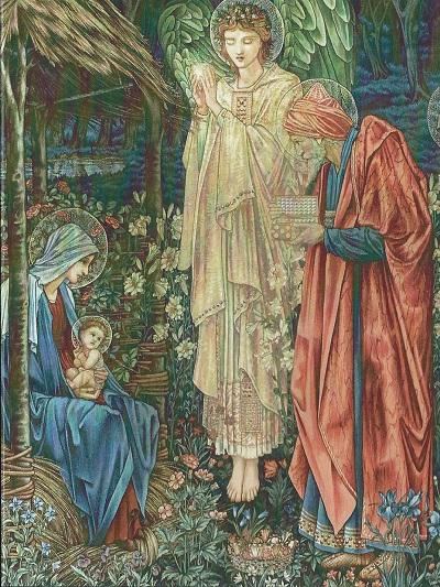 The Adoration of the Magi, JPEG detail Sir Edward Colry  Burne-Jones - Copy.jpg