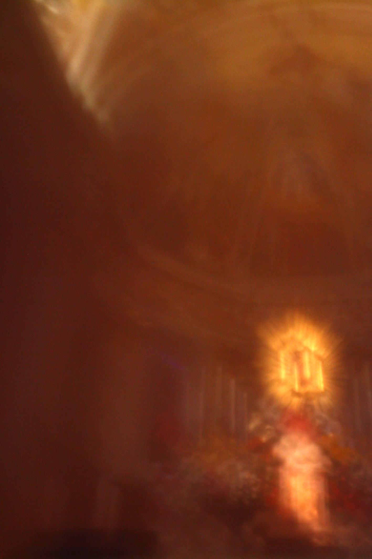 'St. Ambroggio', 2011/15, Pinhole photograph, laser-print on 180gsm cartridge paper, 12 x 18 cm