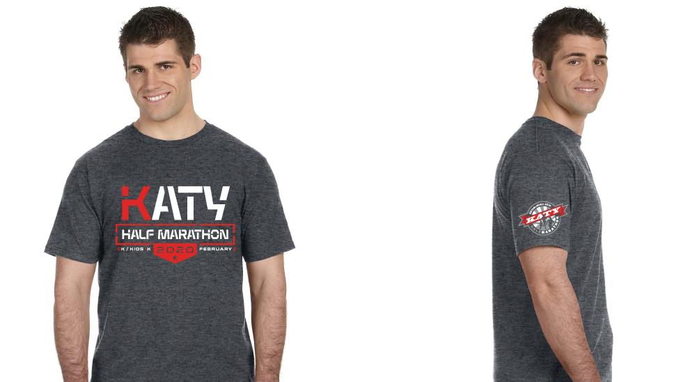 2020 Katy Half Marathon Shirt