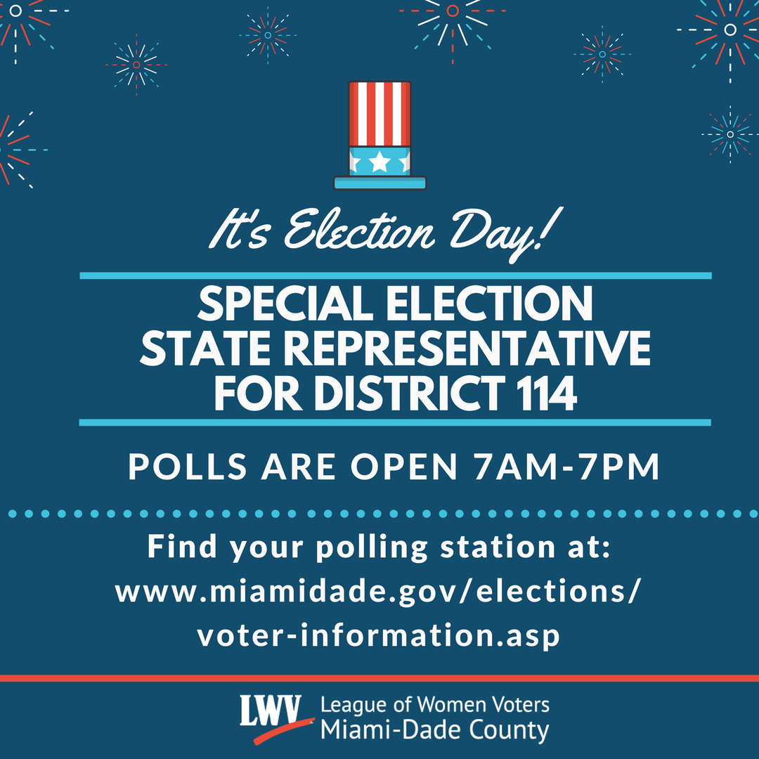 Special Election - State Representative, District 114