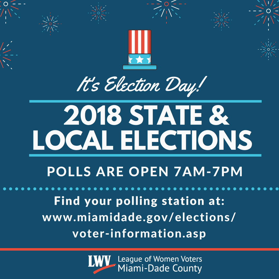 2018 State and Local Elections