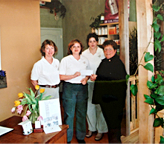 1999: My First Commercial Space; The Garden Spa