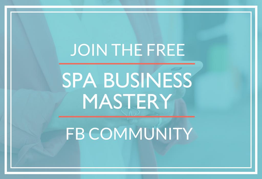 spa business management