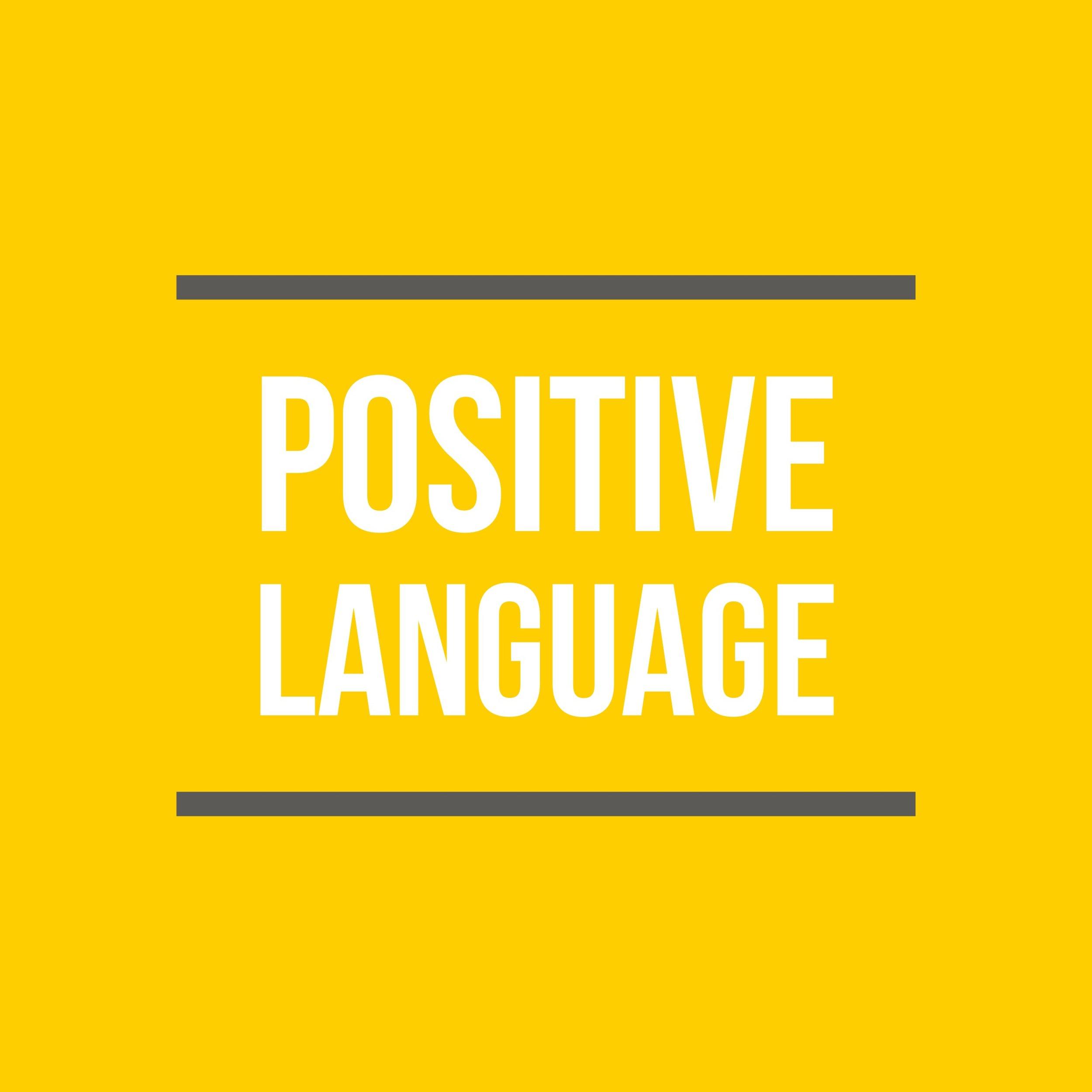 Positivie Language.JPG