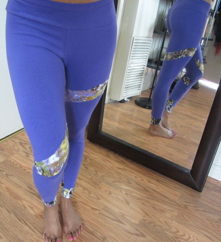 Sexy Leggings with Lace - SajaEgo.com