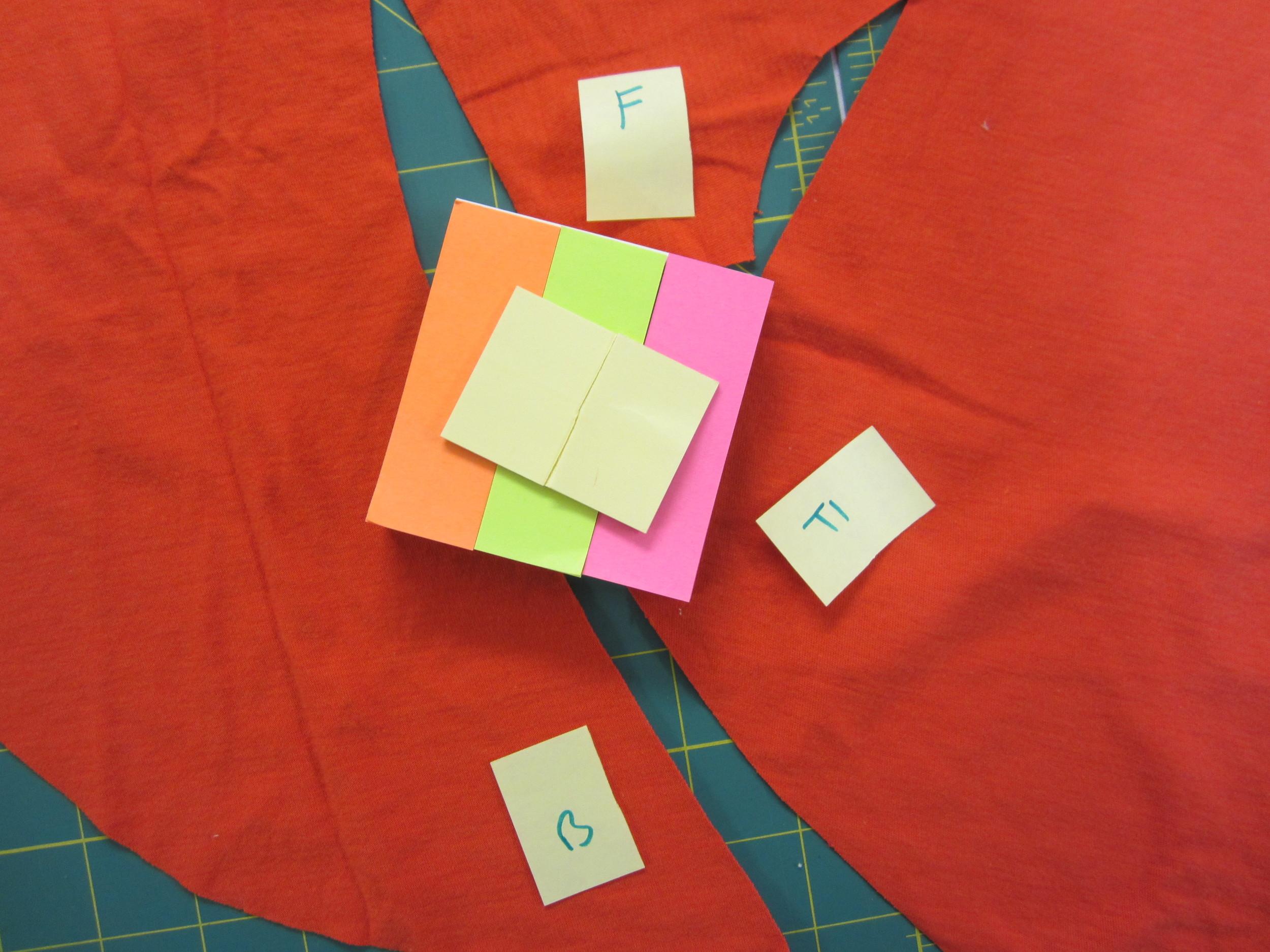Sew life TIP: Love me some Sticky Notes!!  -  SajaEgo.com