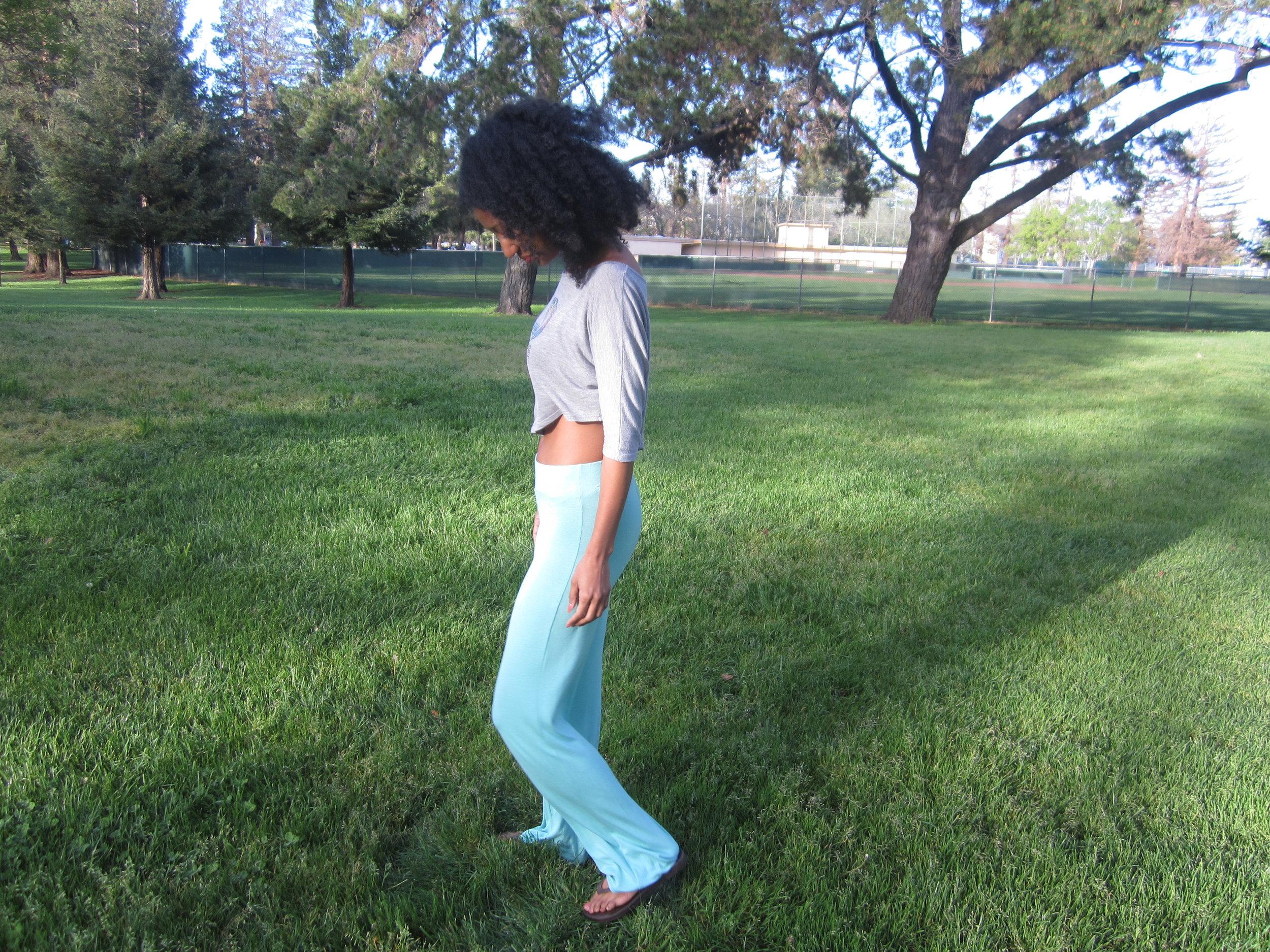DIY Yoga Pants SajaEgo