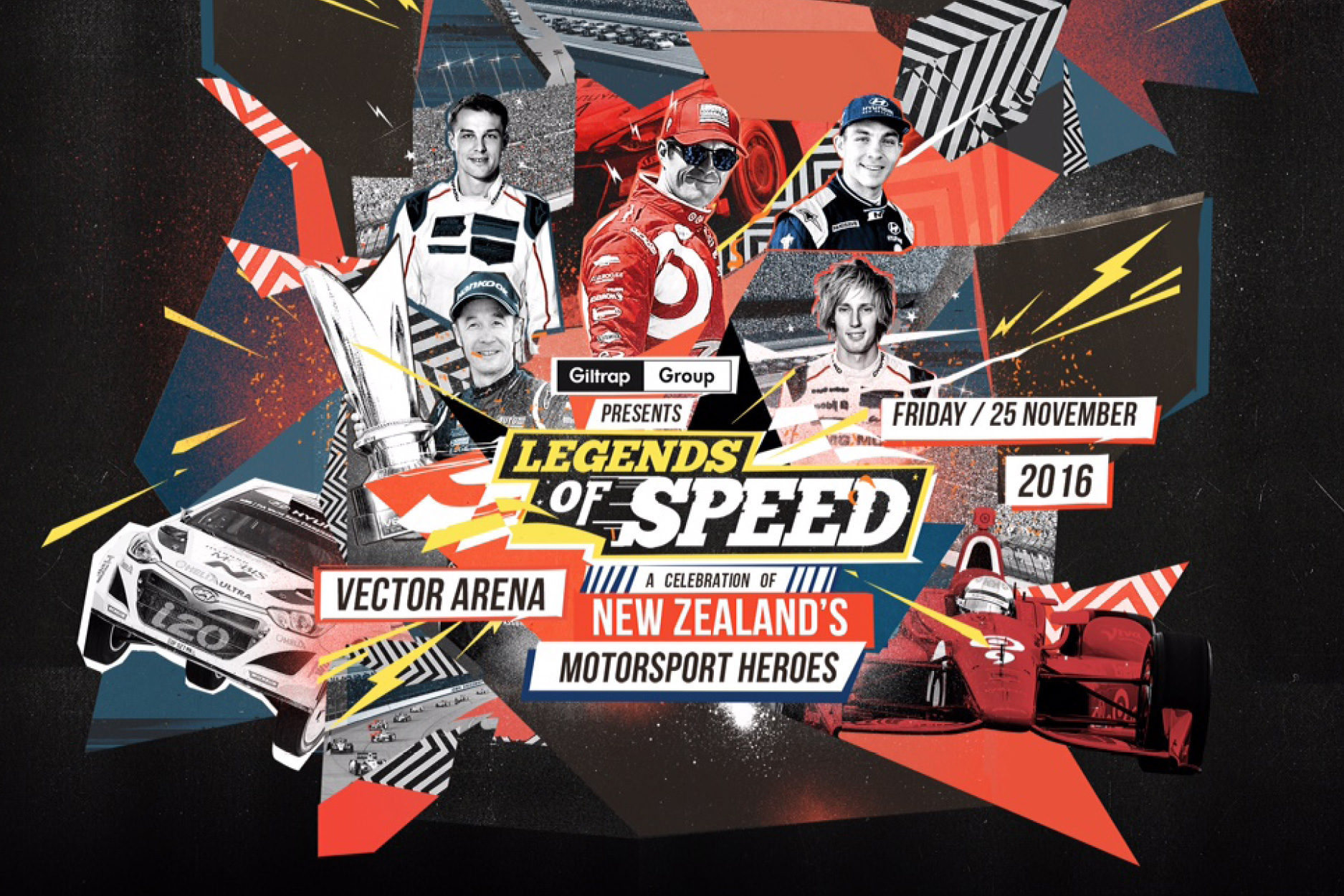 Legends of Speed Motorsport New Zealand