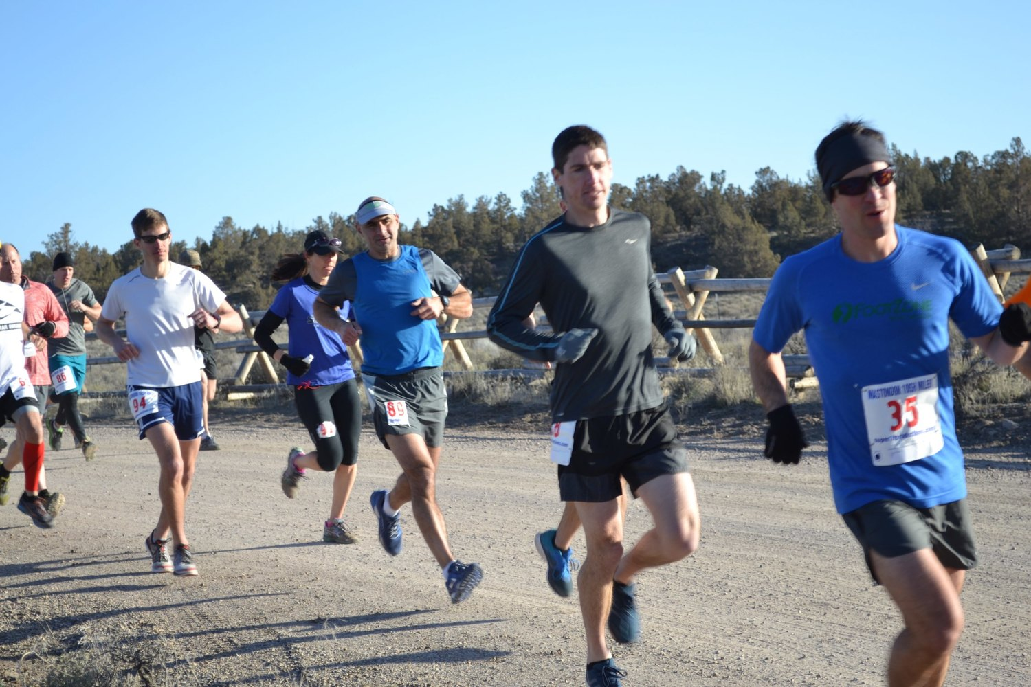 Mastondon Trail Run   10ish // March 3rd, 2019   Learn More >